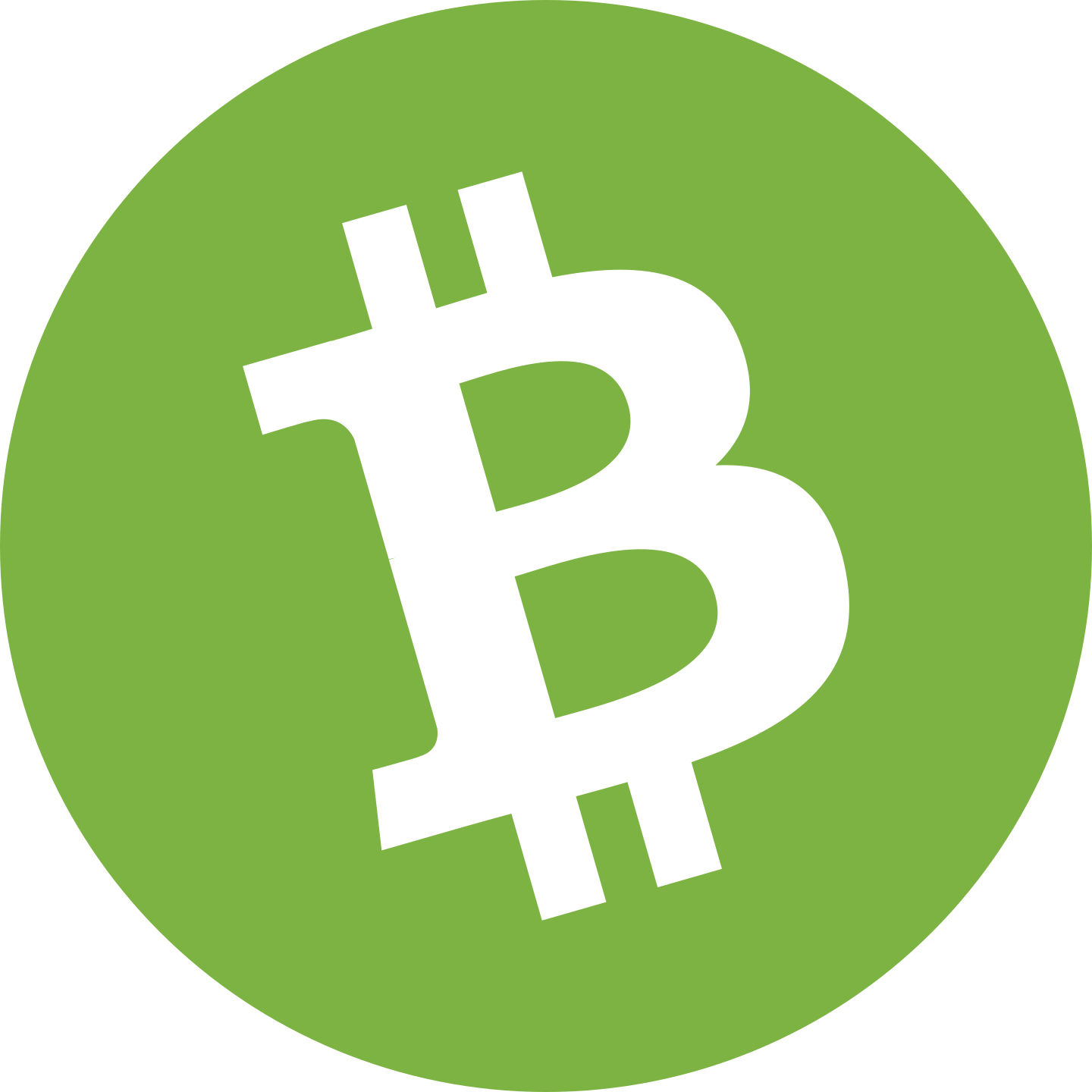 bitcoin cash logo 2 - Bitcoin Cash Logo