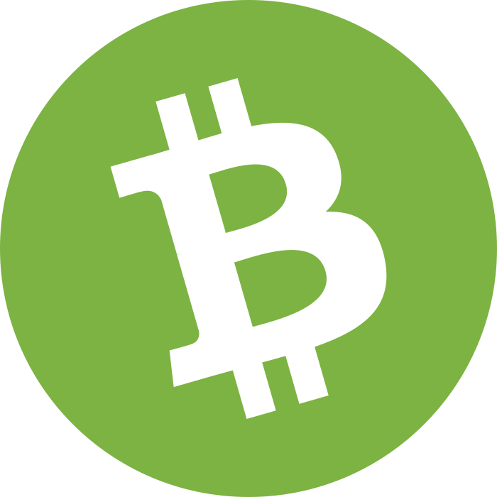 bitcoin cash logo 3 - Bitcoin Cash Logo
