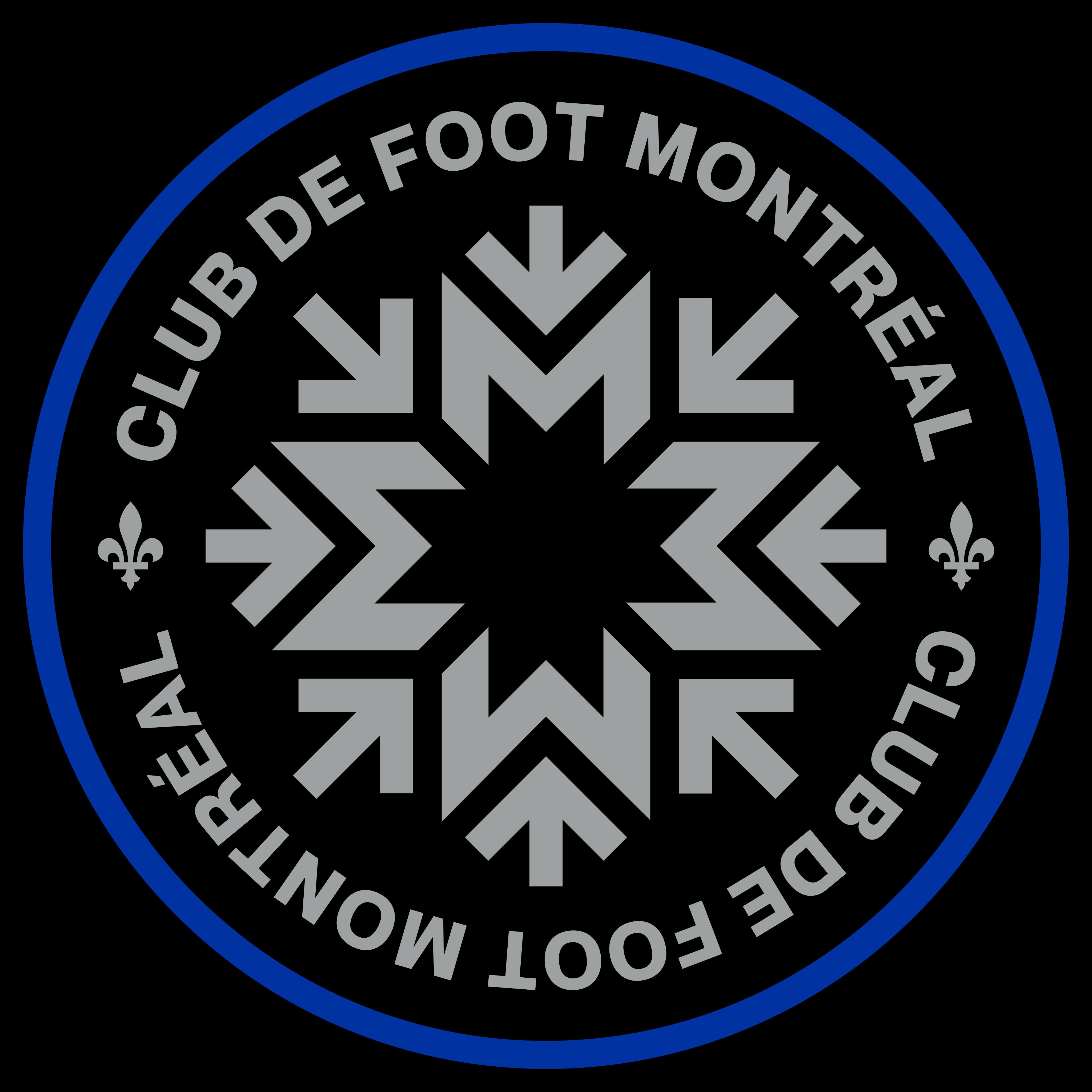 CF Montréal Logo.