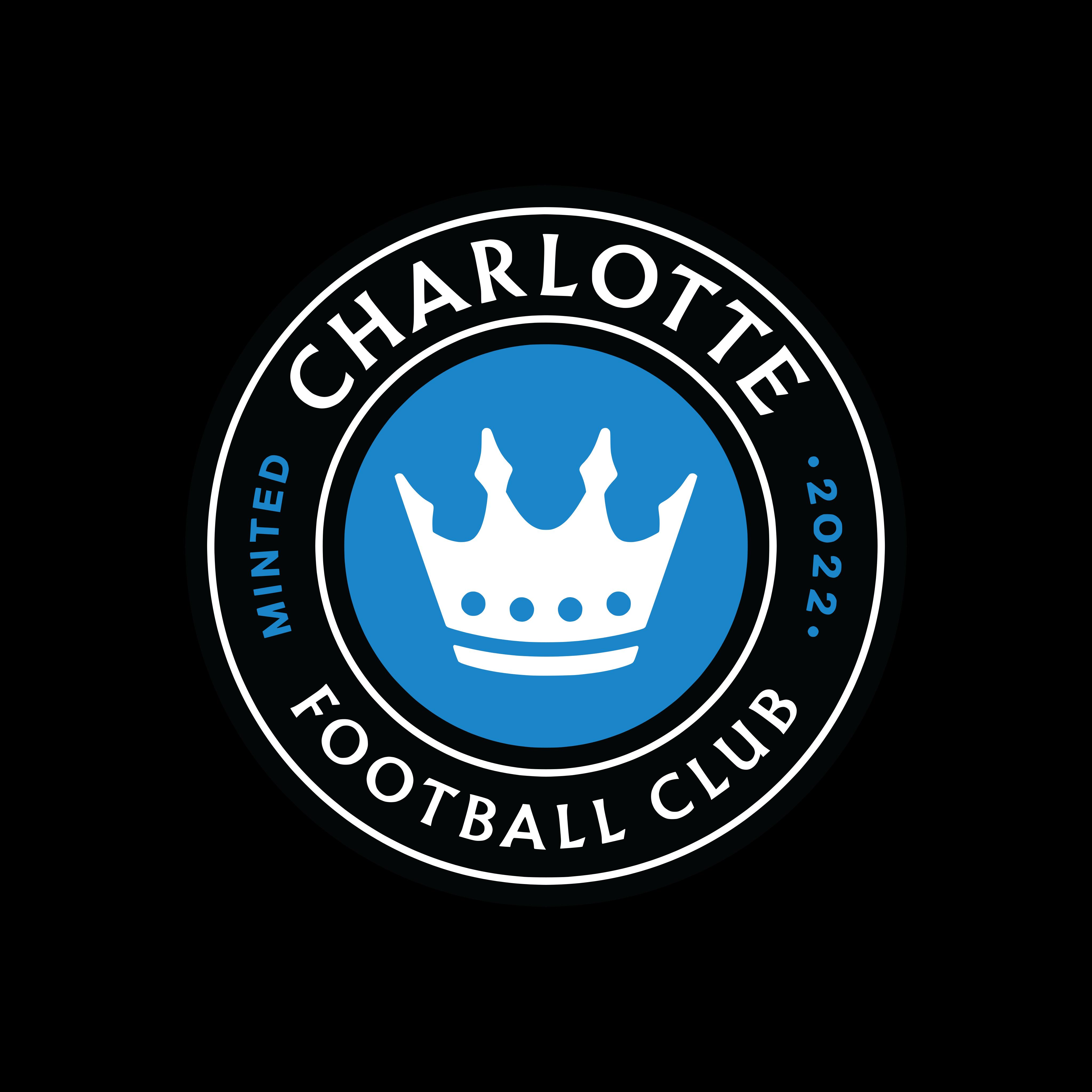 charlotte logo 0 - Charlote FC Logo