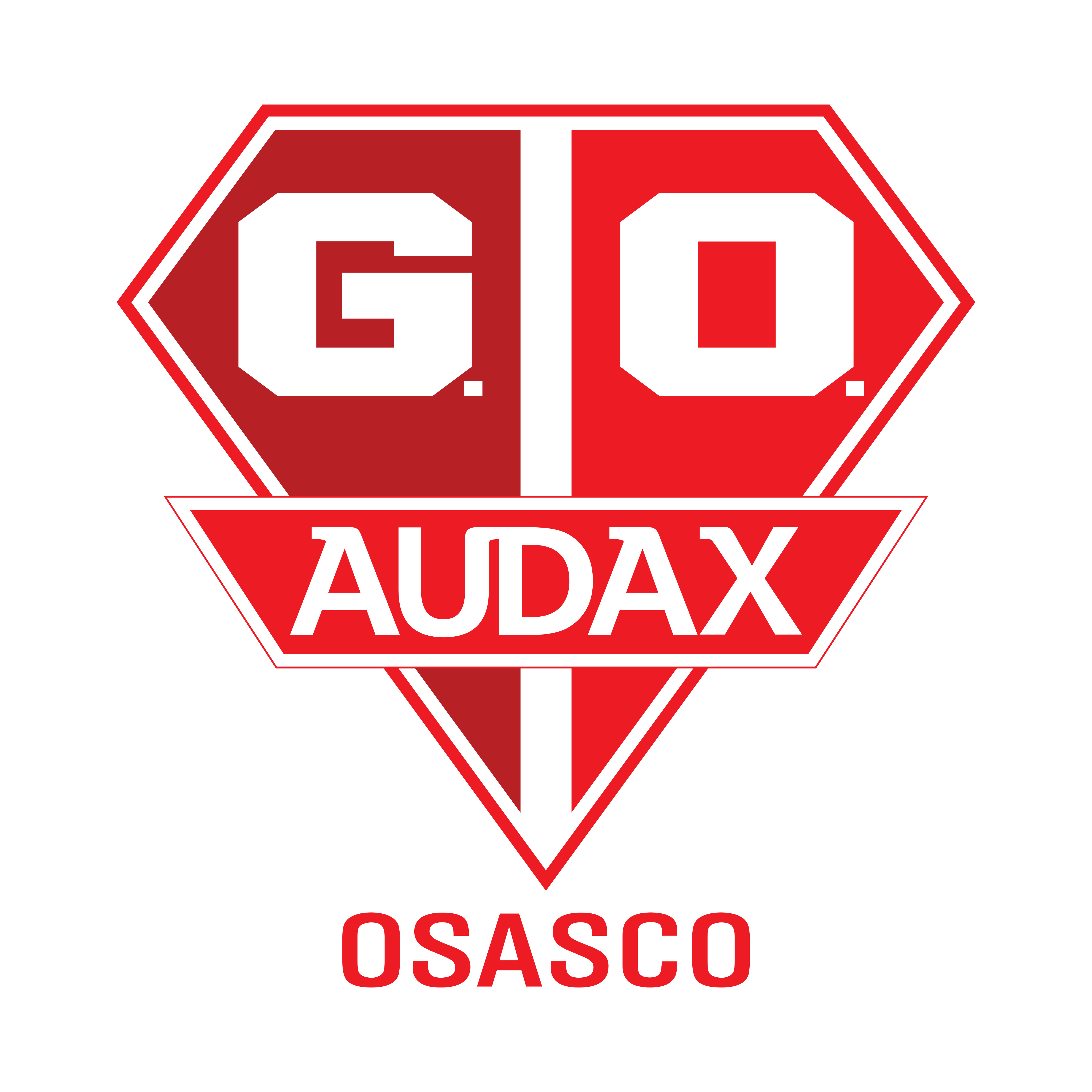 gremio osasco audax logo 0 - Grêmio Osasco Audax Logo