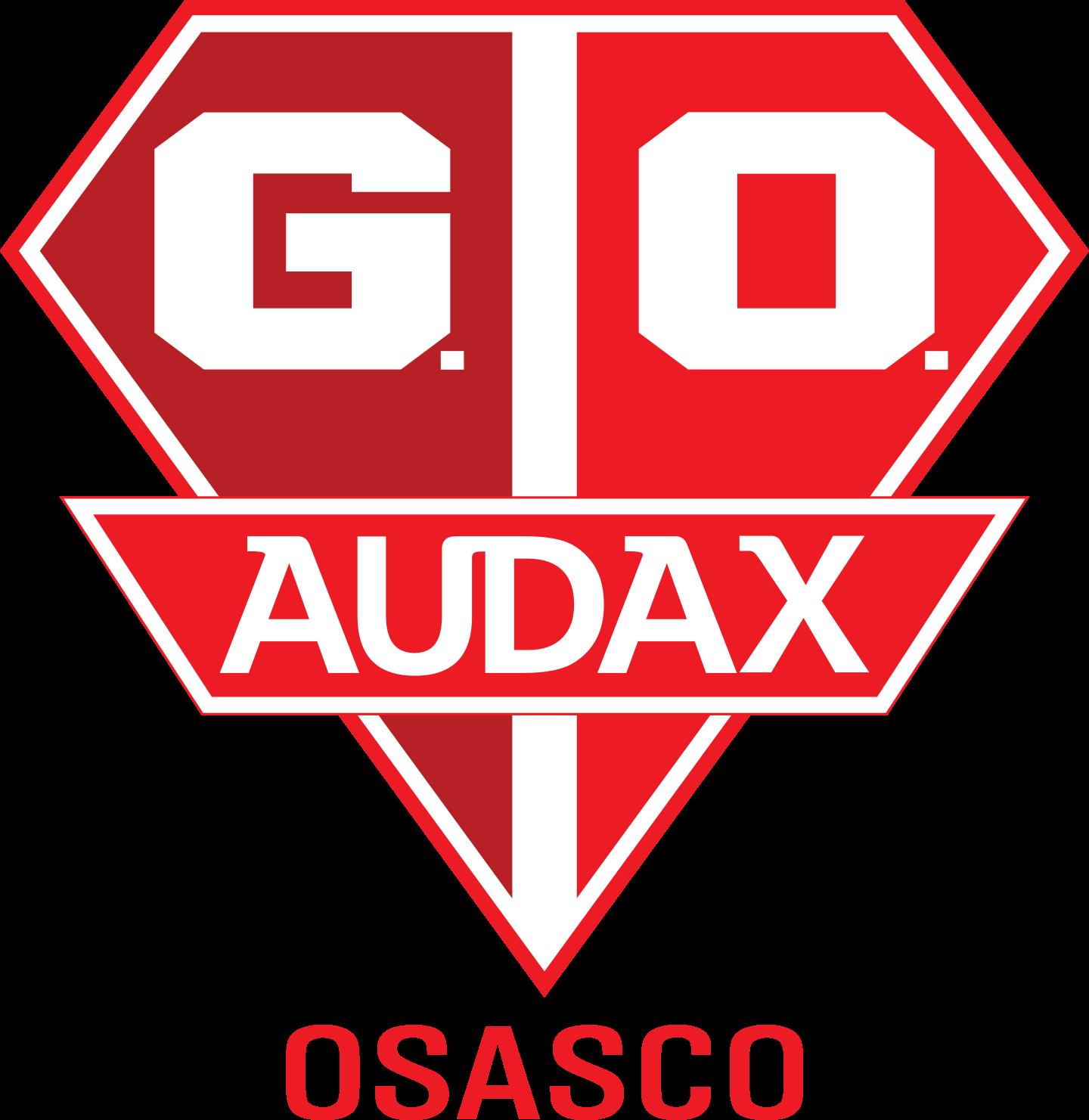 gremio osasco audax logo 3 - Grêmio Osasco Audax Logo