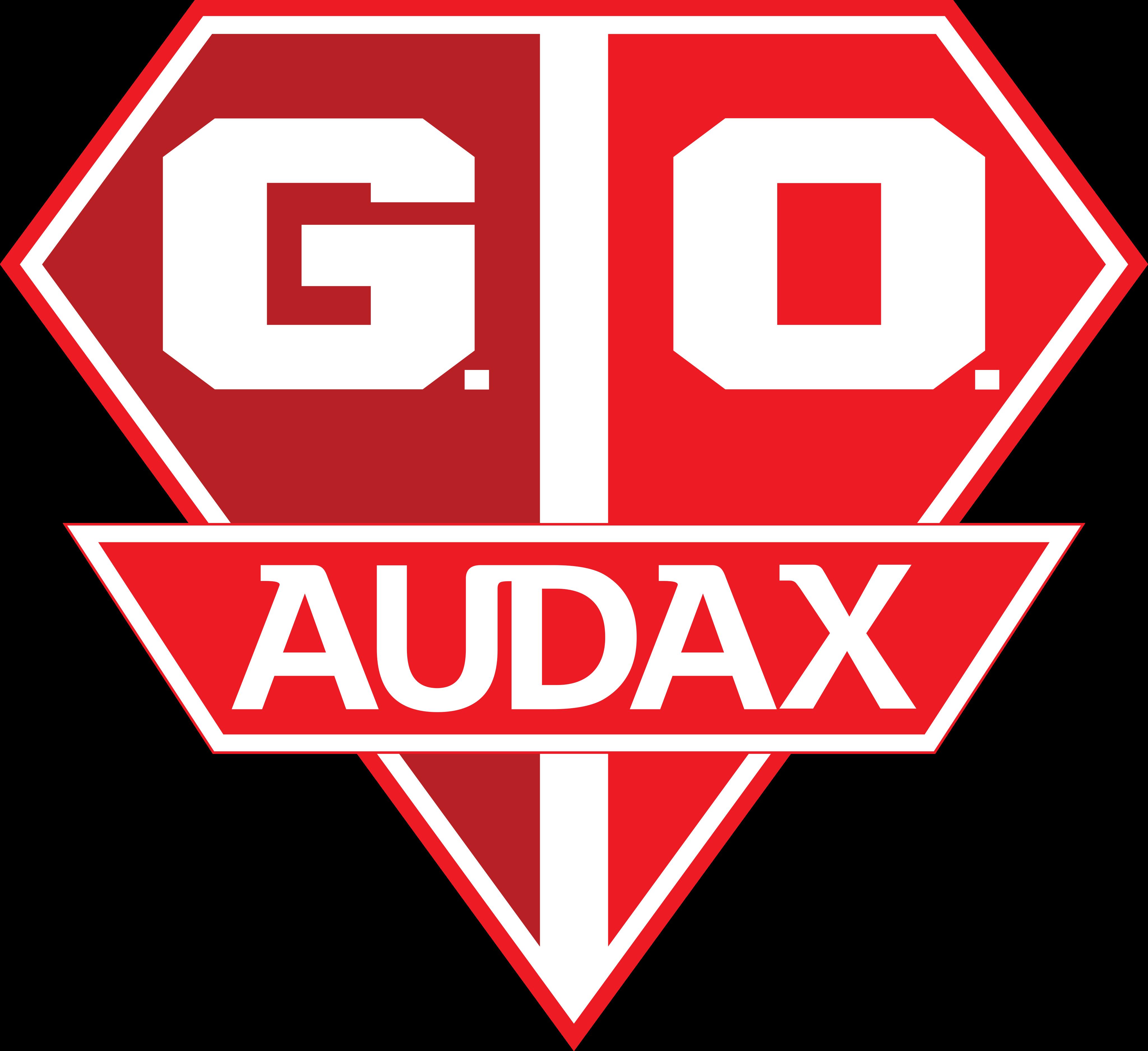 Grêmio Osasco Audax Logo.