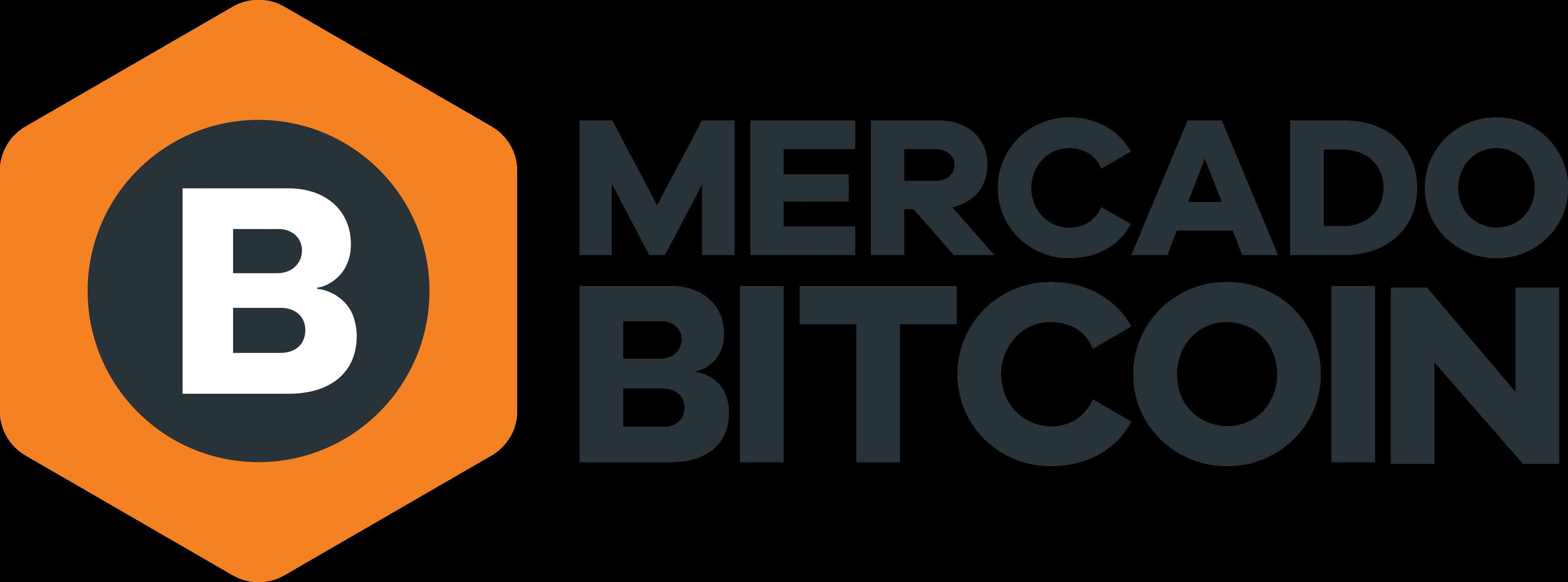 Mercado Bitcoin Logo.