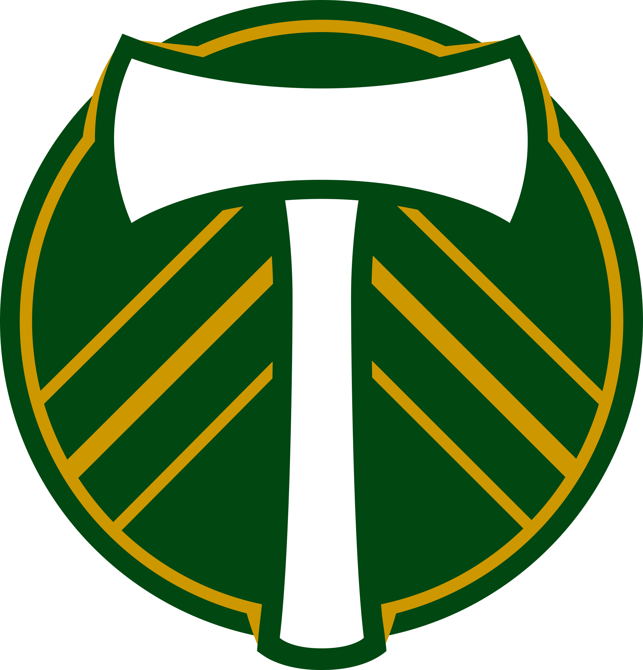 portland timbers logo 1 - Portland Timbers Logo