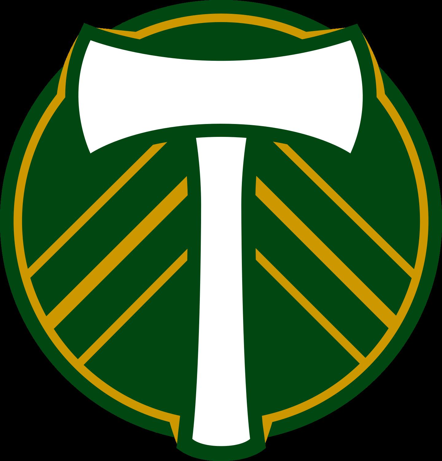 portland timbers logo 2 - Portland Timbers Logo
