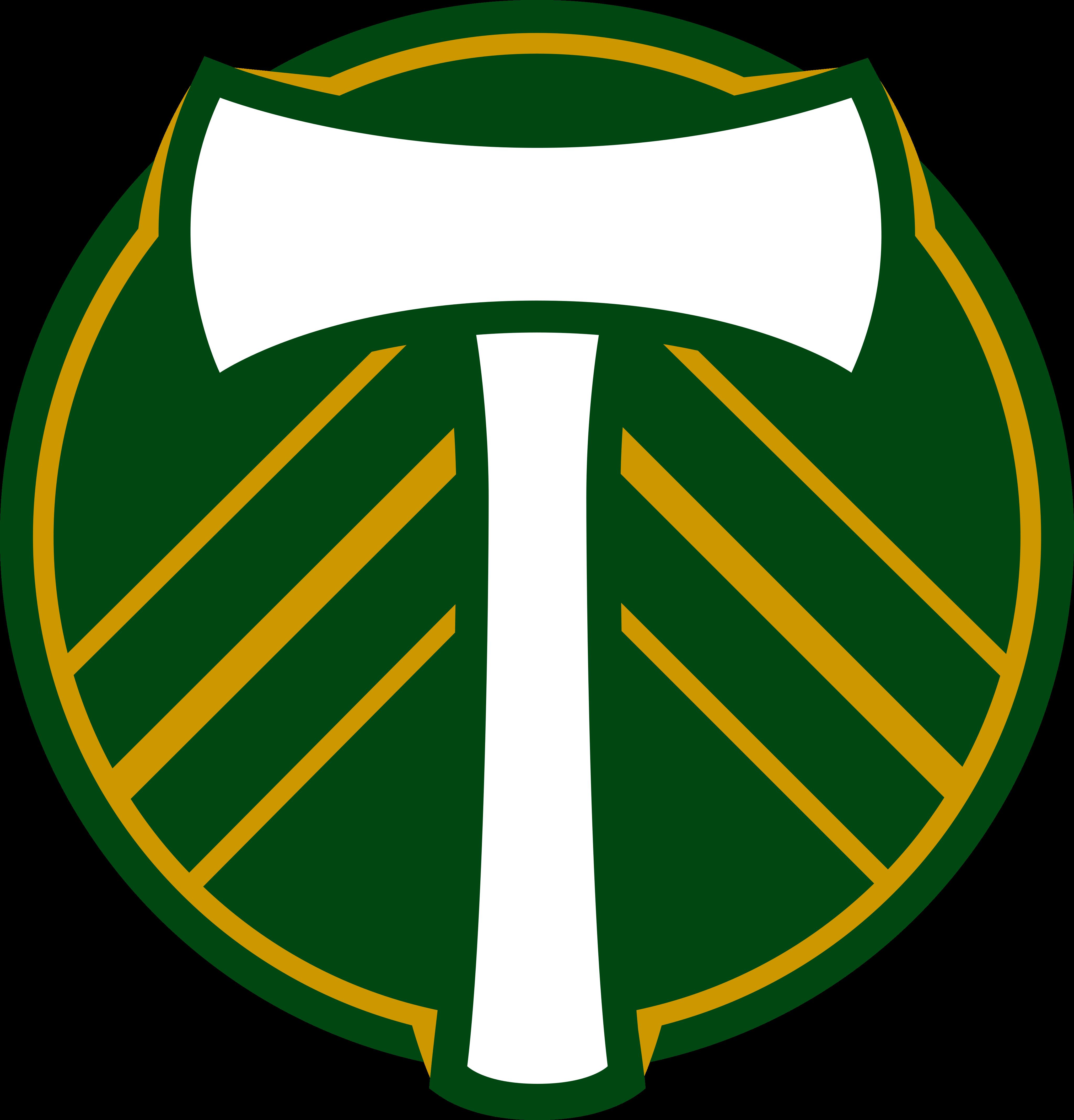 Portland Timbers Logo.