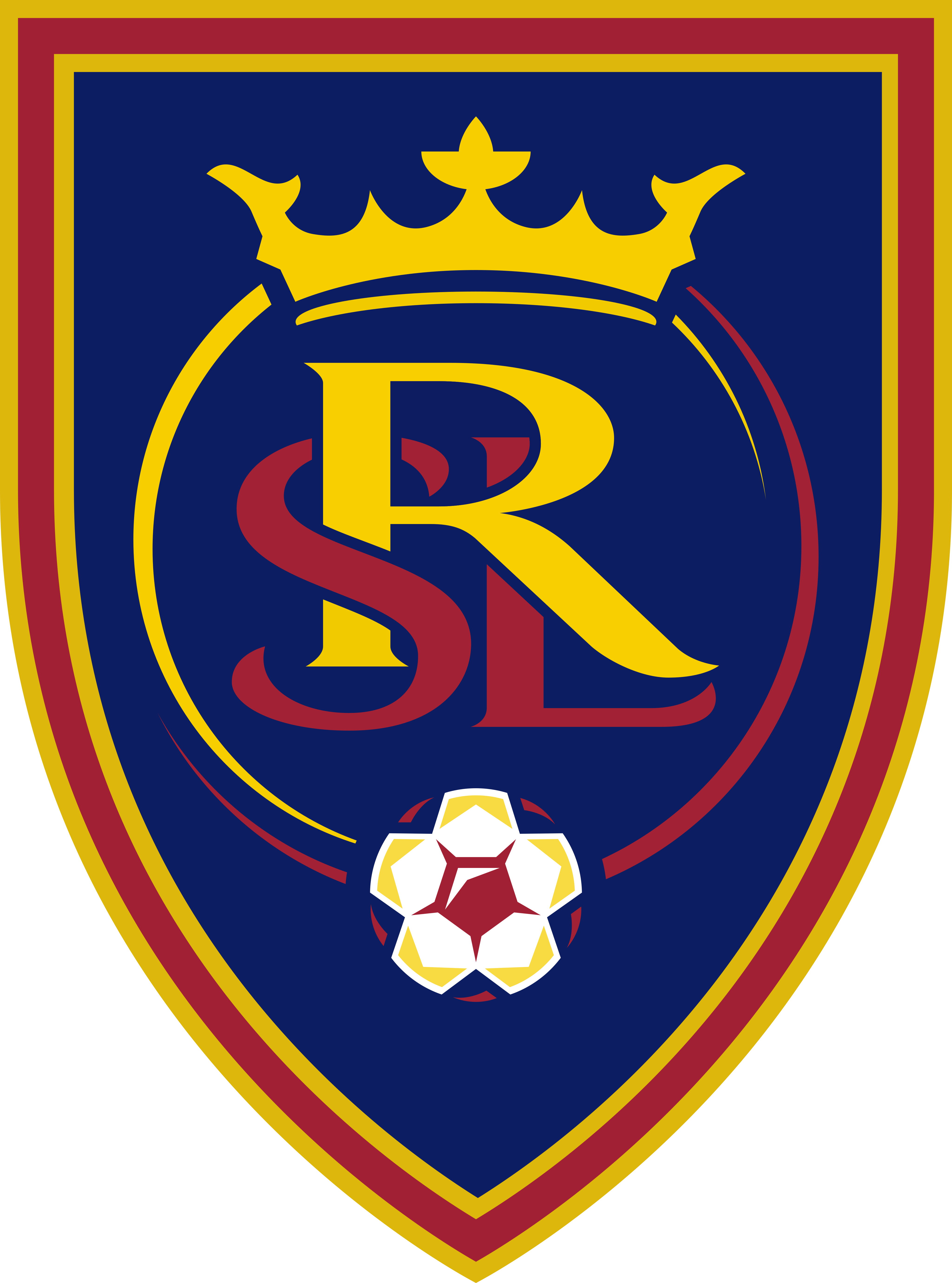 Real Salt Lake Logo.