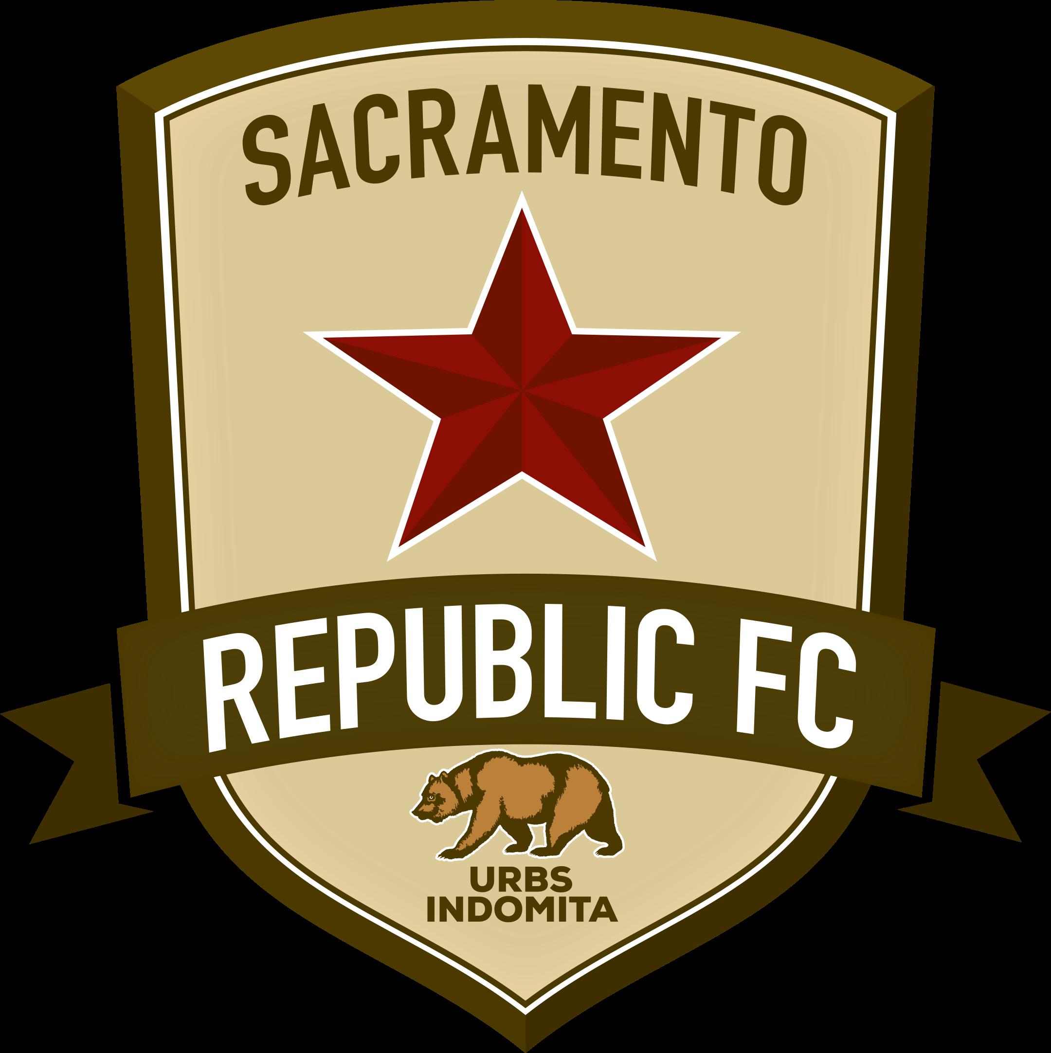 sacramento republic fc logo 1 - Sacramento Republic FC Logo
