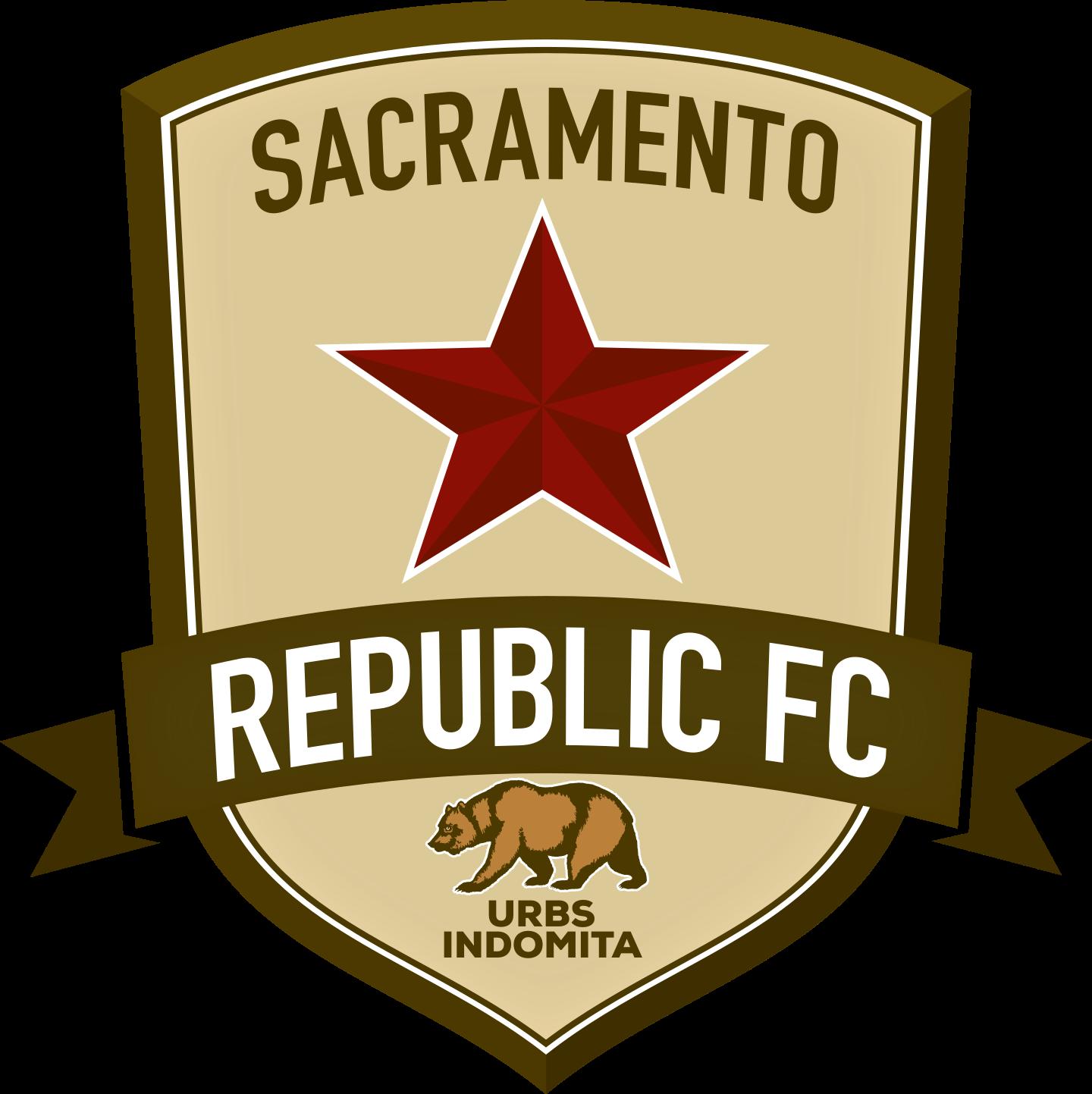 sacramento republic fc logo 2 - Sacramento Republic FC Logo