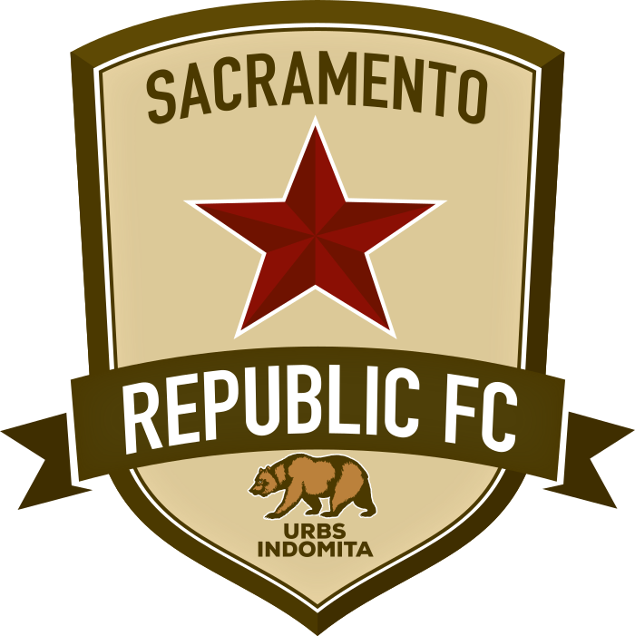 sacramento republic fc logo 3 - Sacramento Republic FC Logo