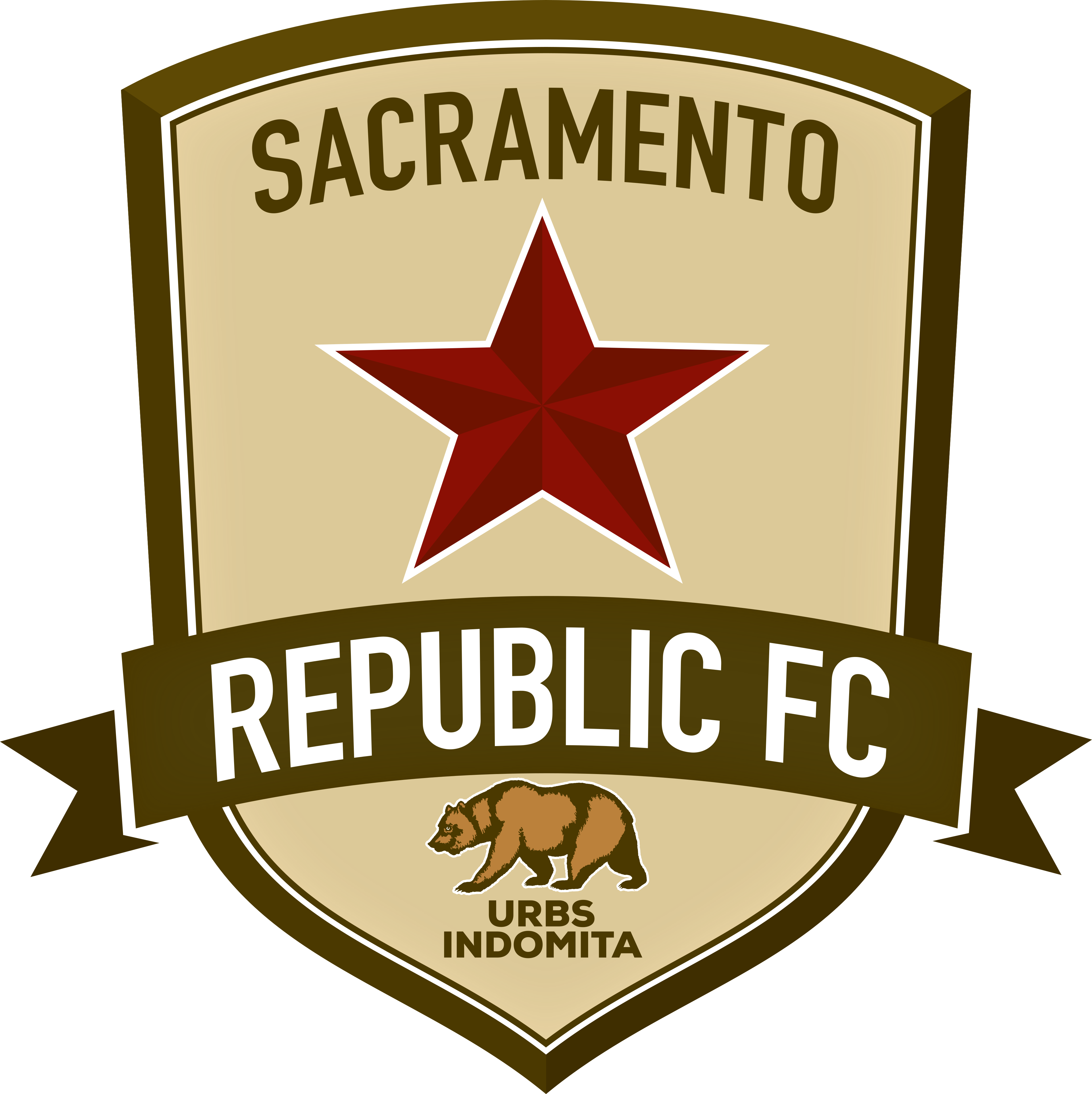 sacramento republic fc logo - Sacramento Republic FC Logo