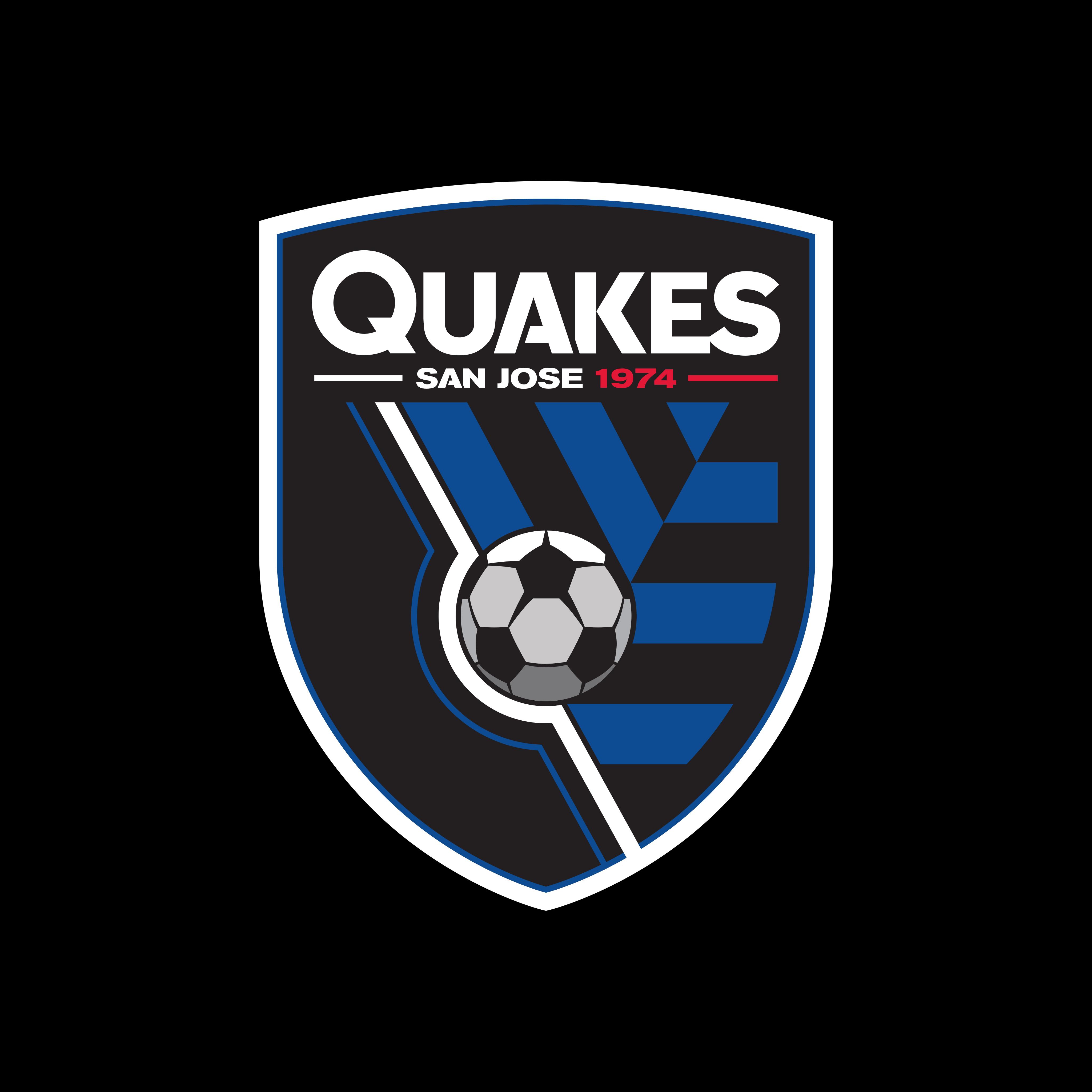 san jose earthquakes logo 0 - San Jose Earthquakes Logo