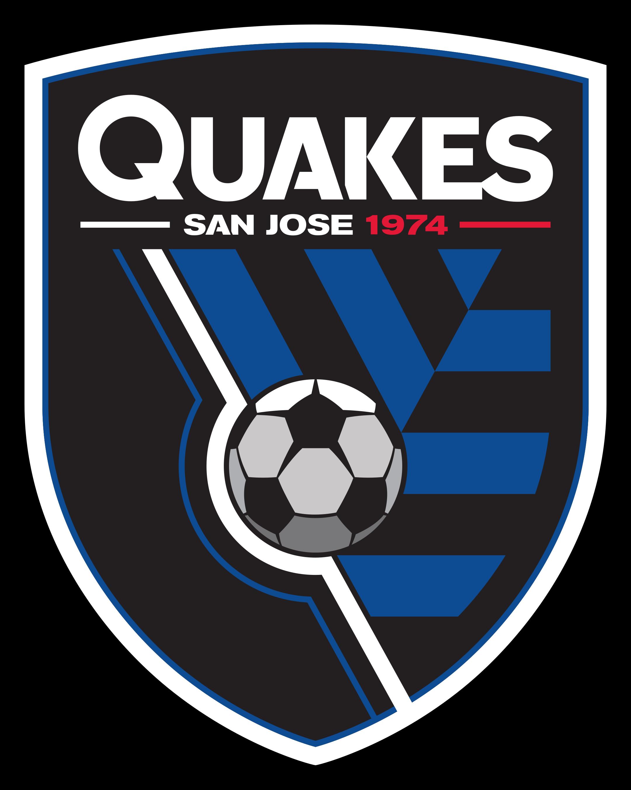 san jose earthquakes logo 1 - San Jose Earthquakes Logo