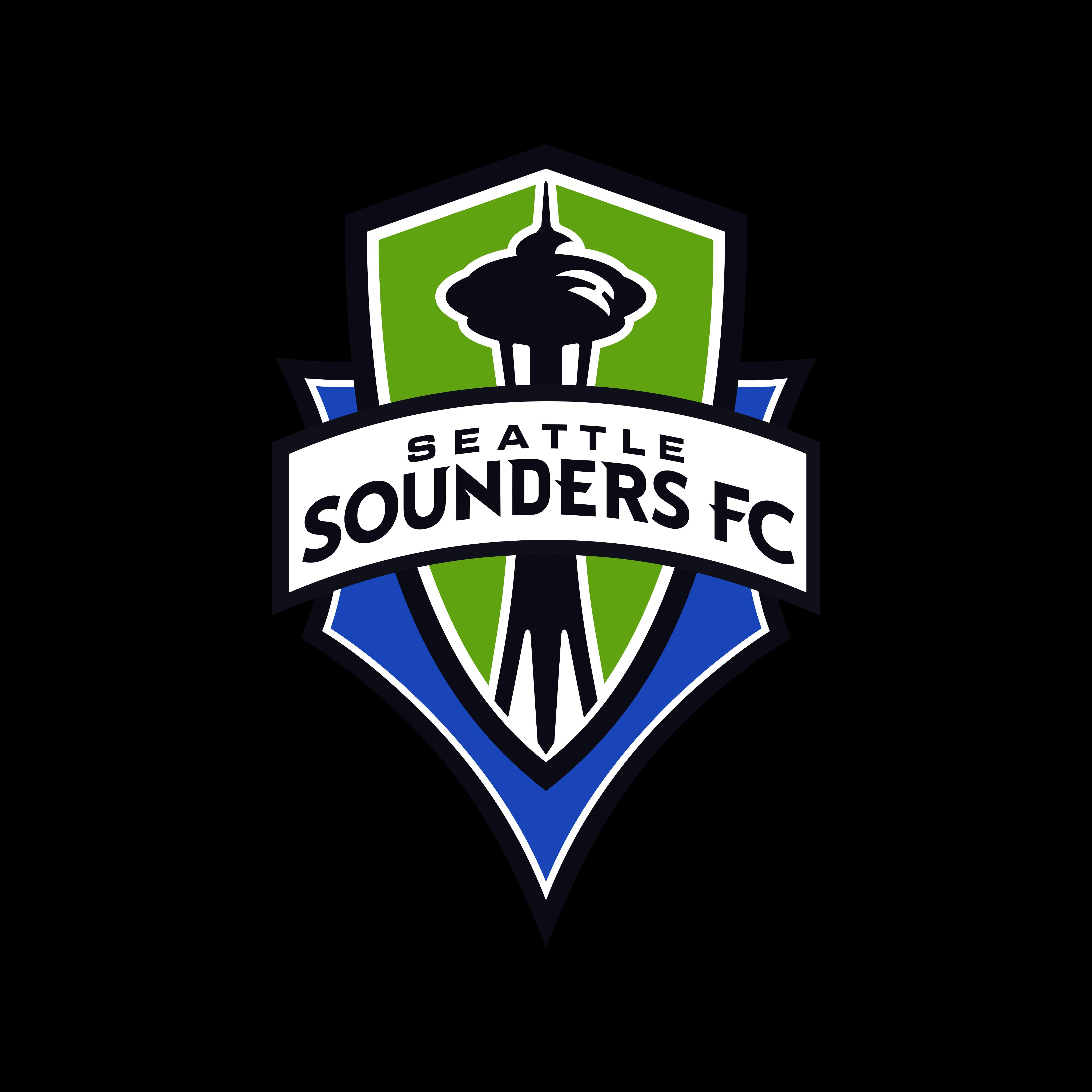 seattle sounders fc logo 0 - Seattle Sounders FC Logo