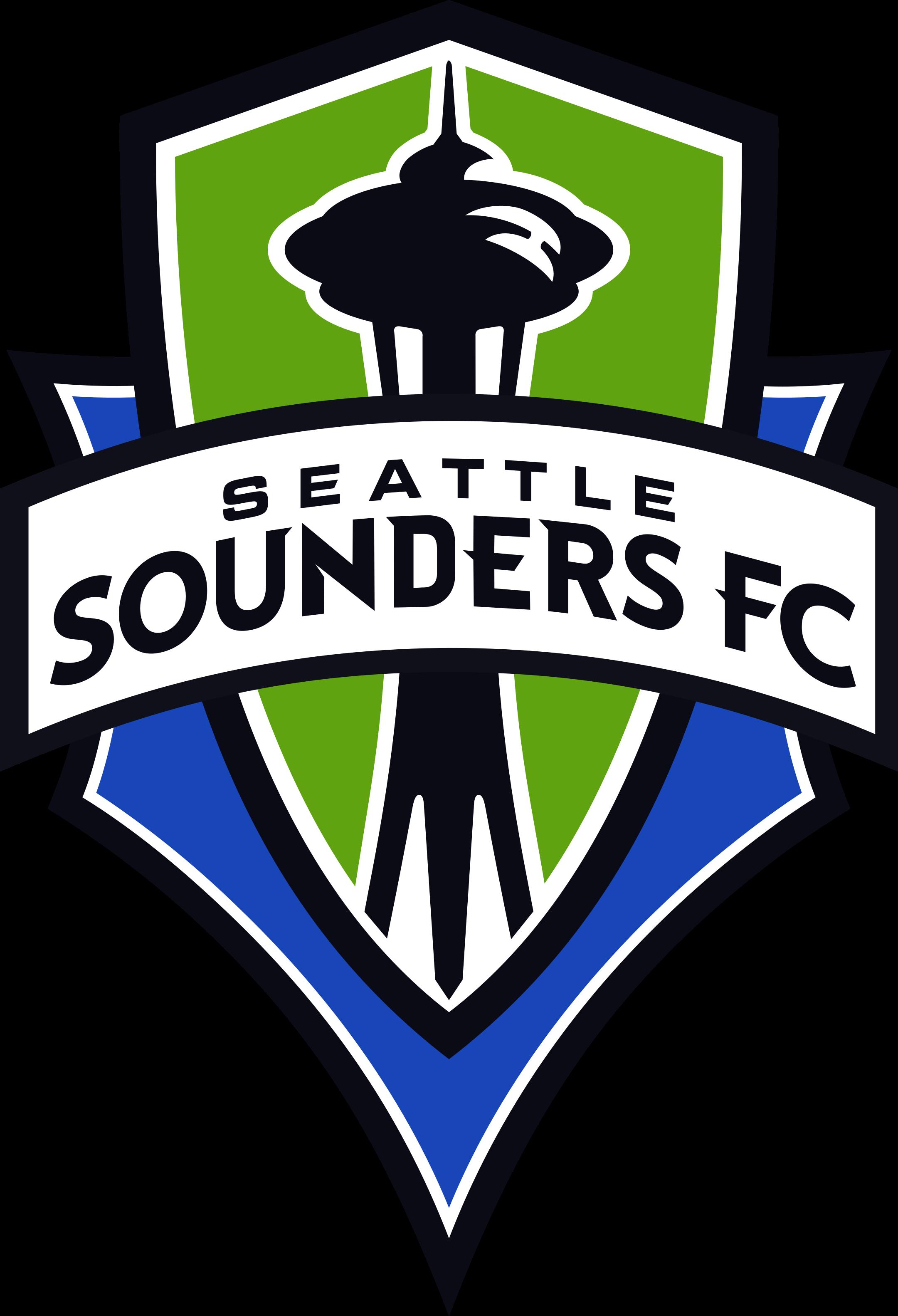 seattle sounders fc logo 1 - Seattle Sounders FC Logo