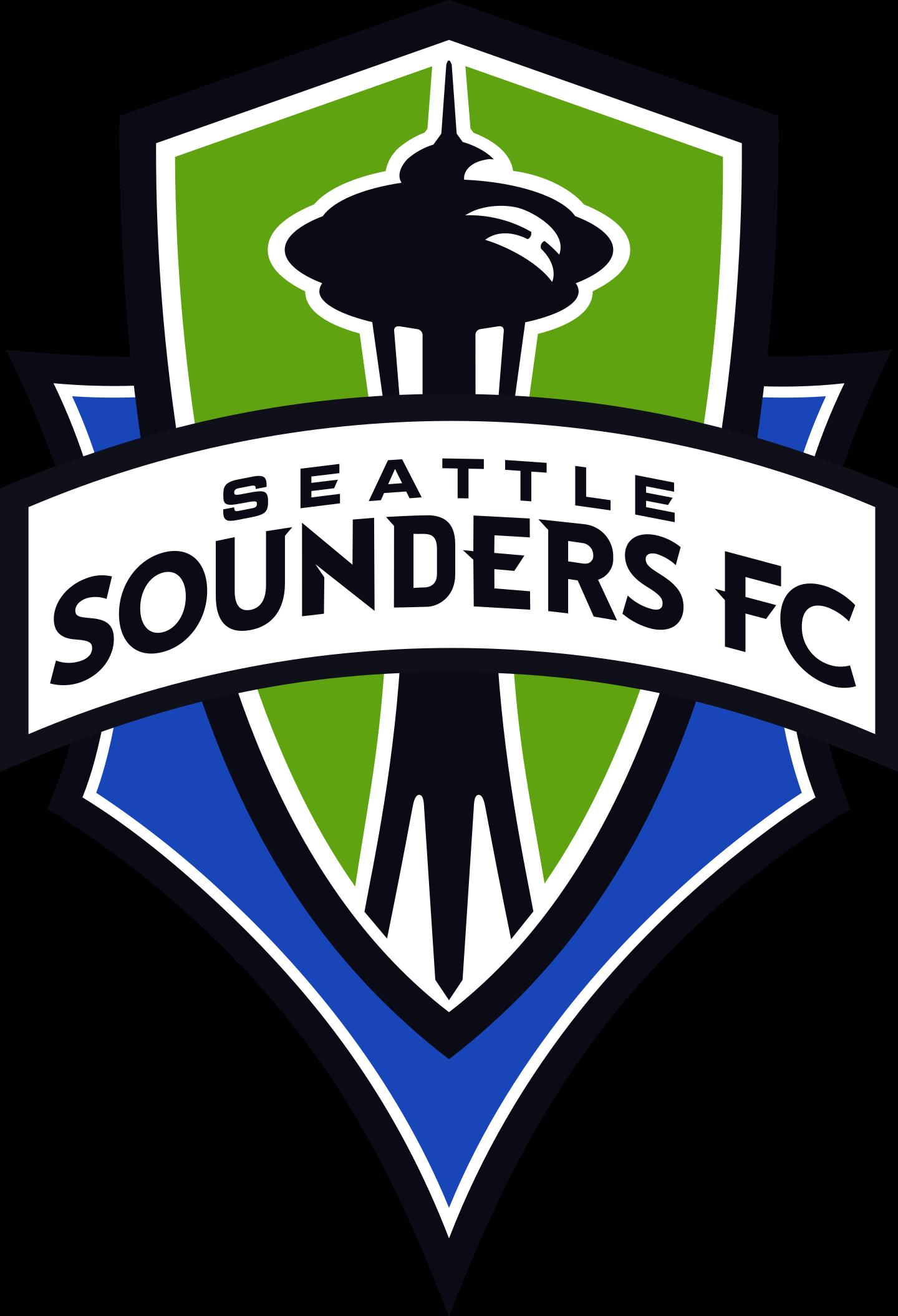 seattle sounders fc logo 2 - Seattle Sounders FC Logo