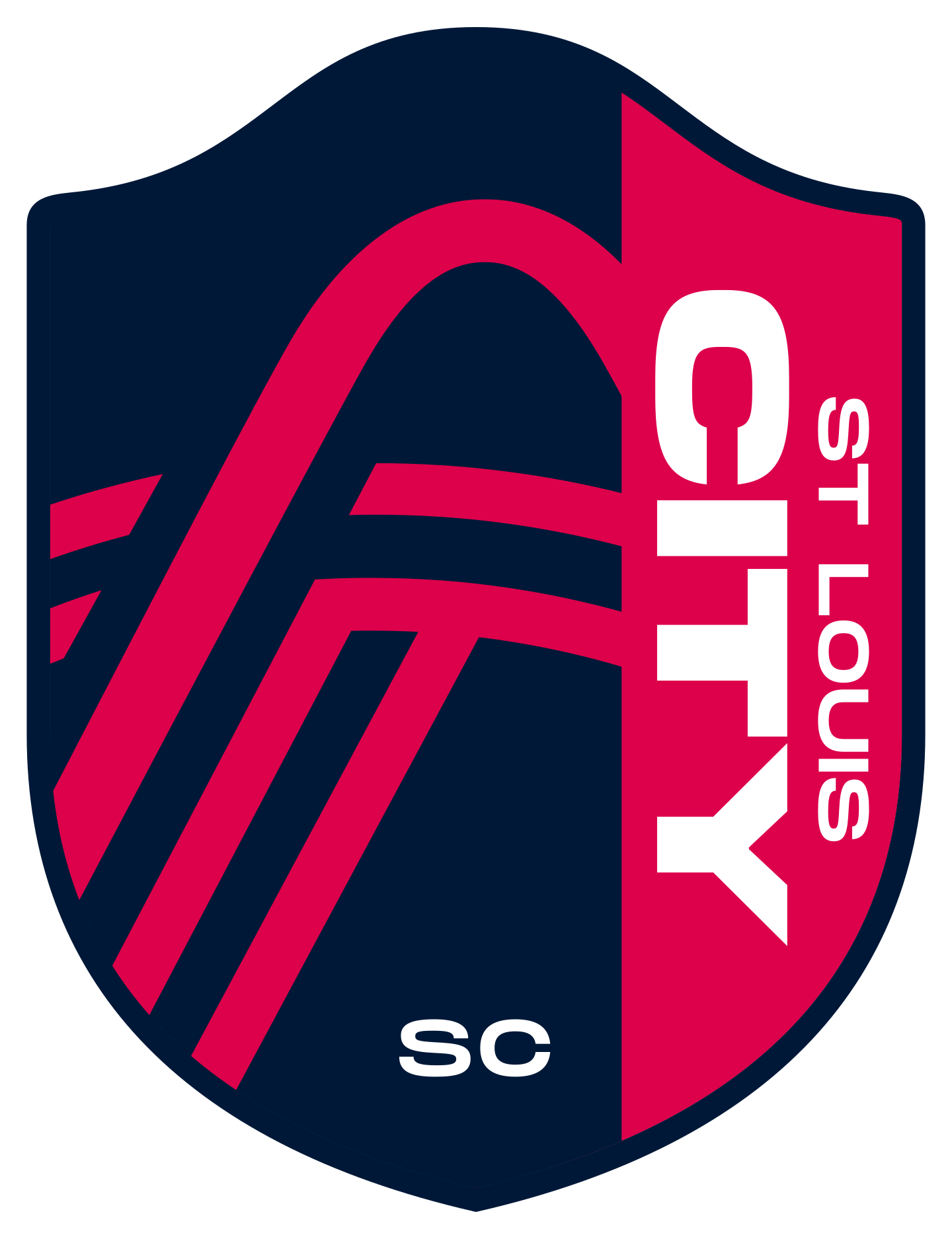 st louis city sc logo 2 - St. Louis City SC Logo