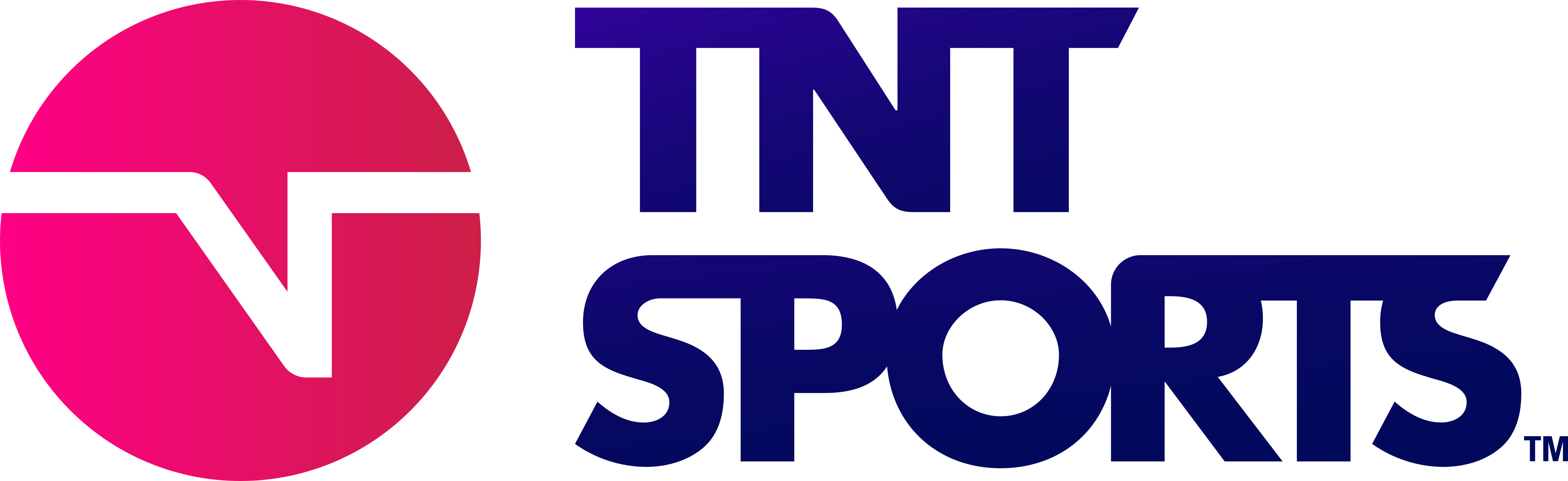 TNT Sports Logo.