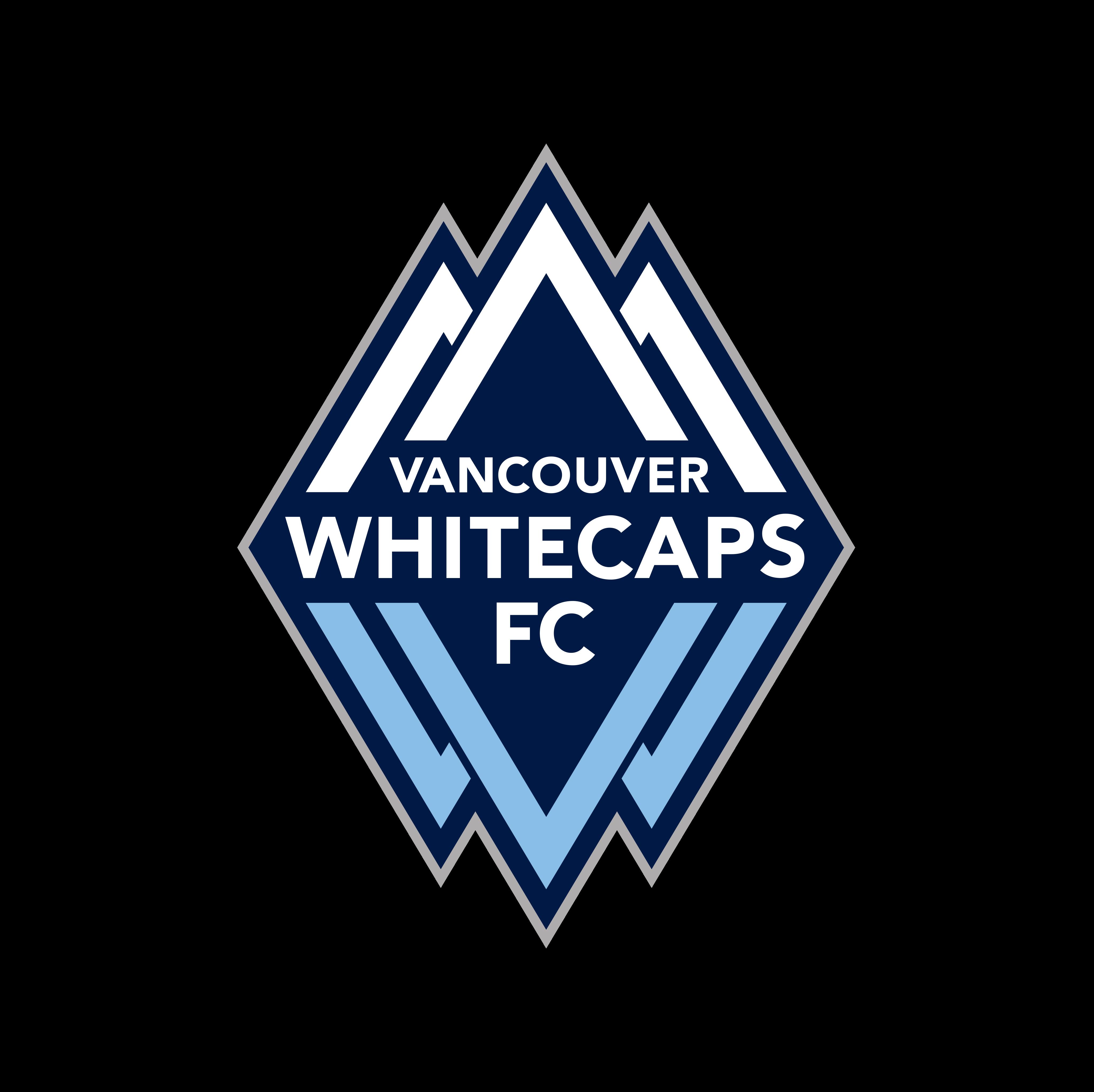 vancouver whitecaps fc logo 0 - Vancouver Whitecaps FC Logo
