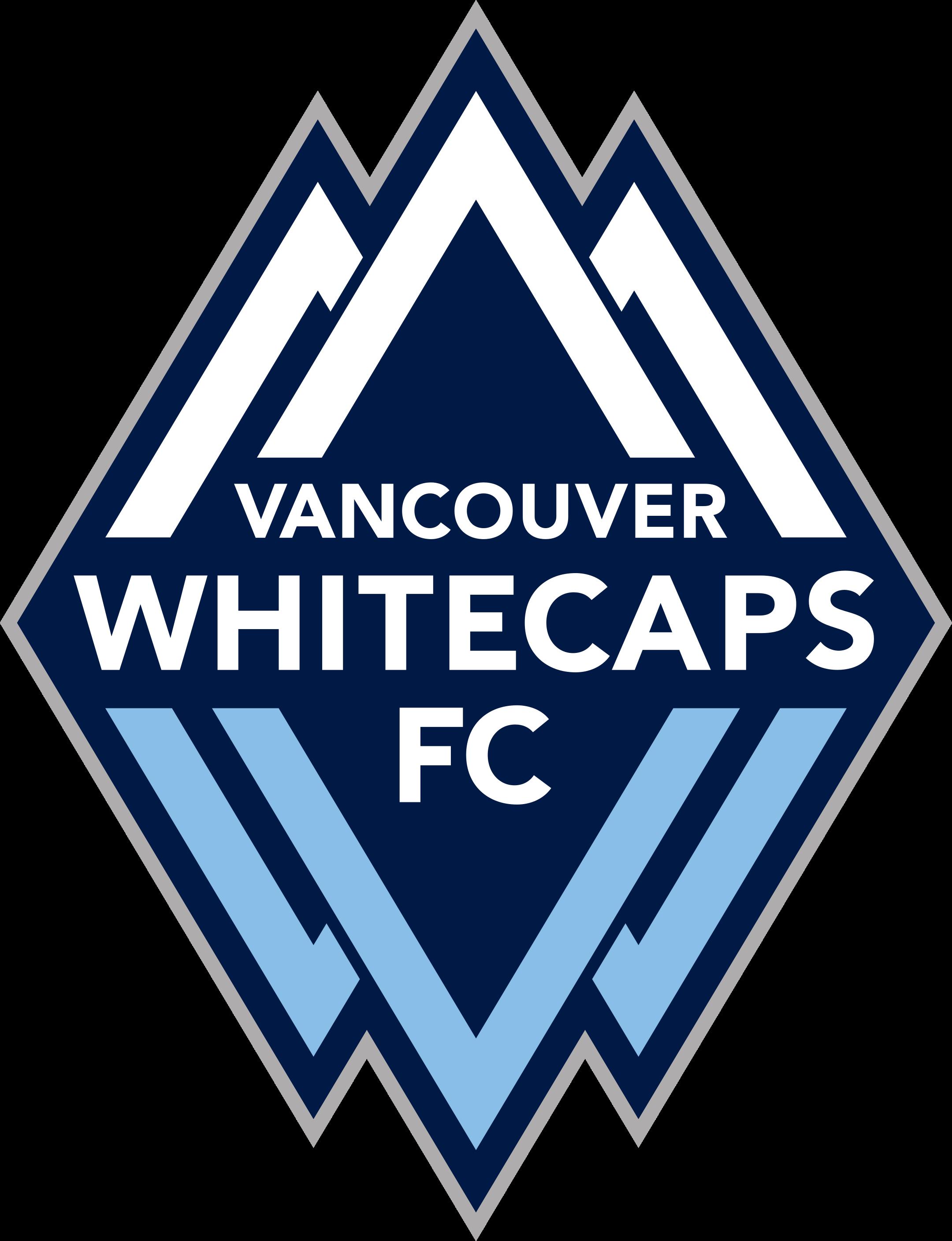 vancouver whitecaps fc logo 1 - Vancouver Whitecaps FC Logo