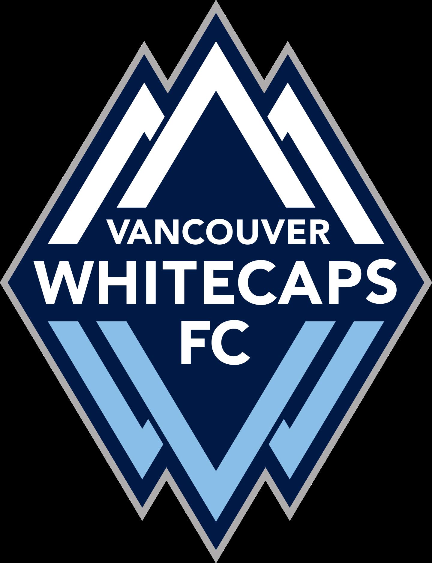 vancouver whitecaps fc logo 2 - Vancouver Whitecaps FC Logo