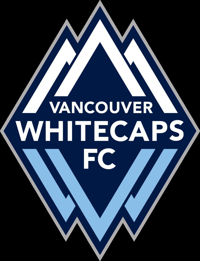 vancouver whitecaps fc logo 3 - Vancouver Whitecaps FC Logo