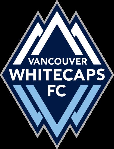 vancouver whitecaps fc logo 4 - Vancouver Whitecaps FC Logo