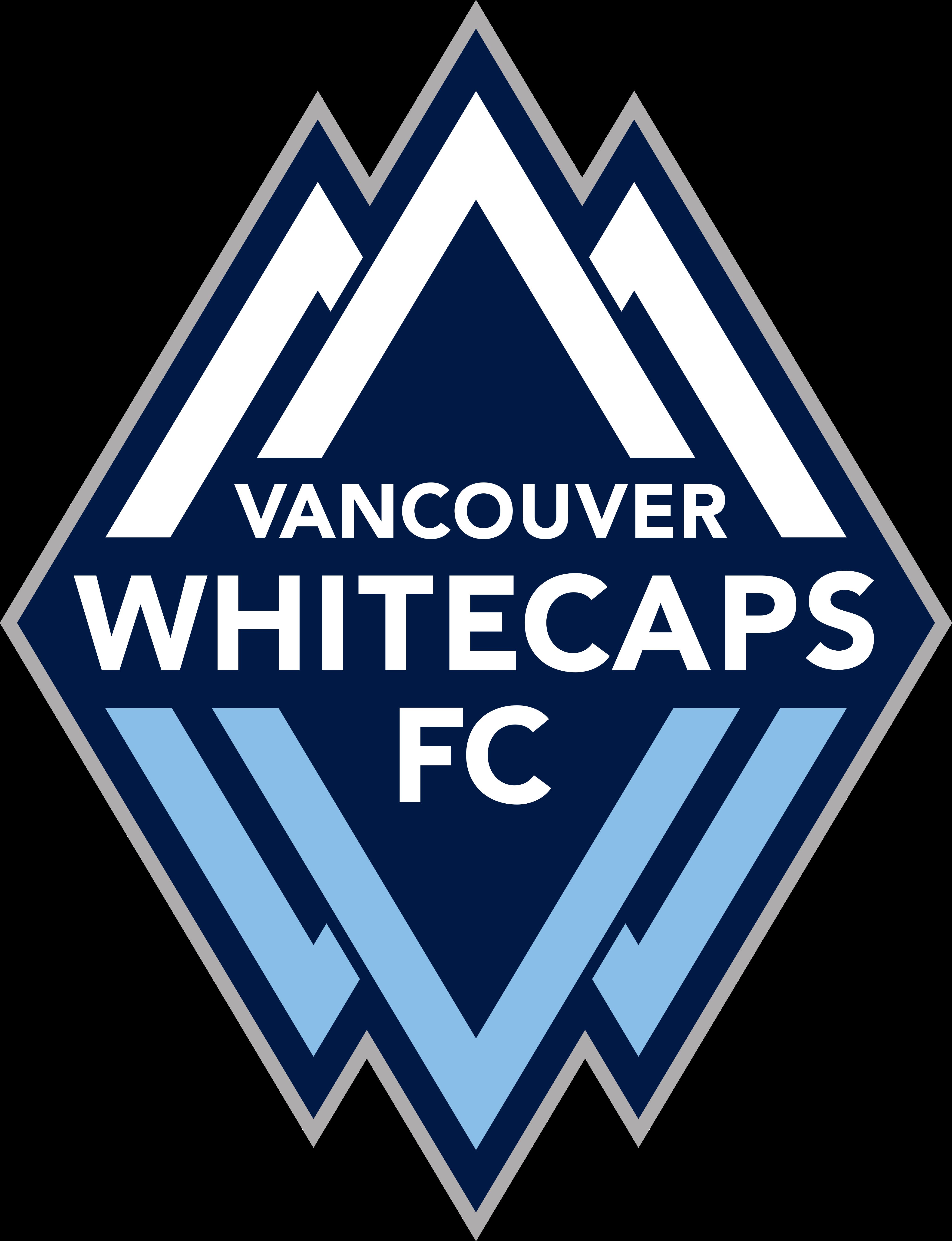 Vancouver Whitecaps FC Logo.