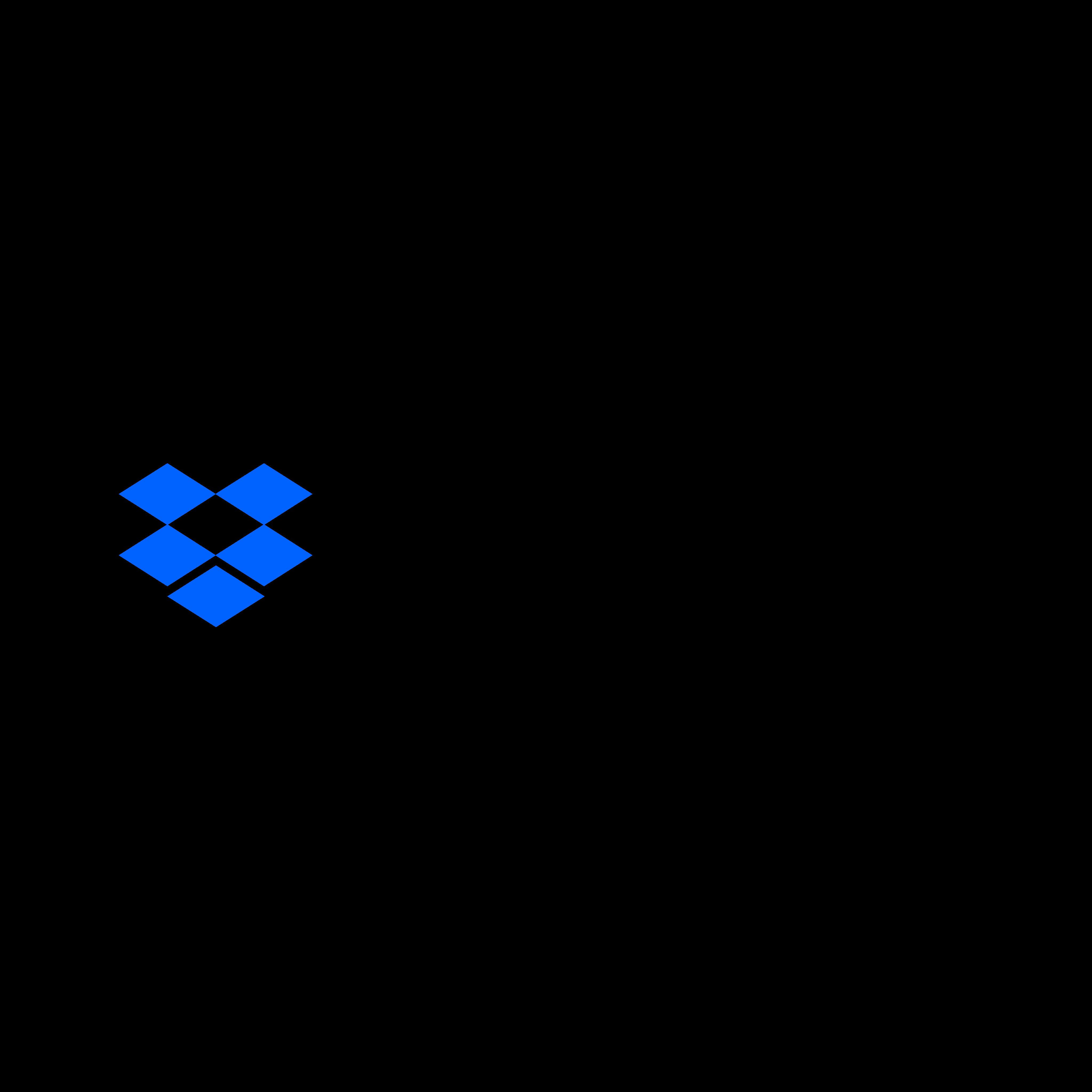 dropbox logo 0 - Dropbox Logo