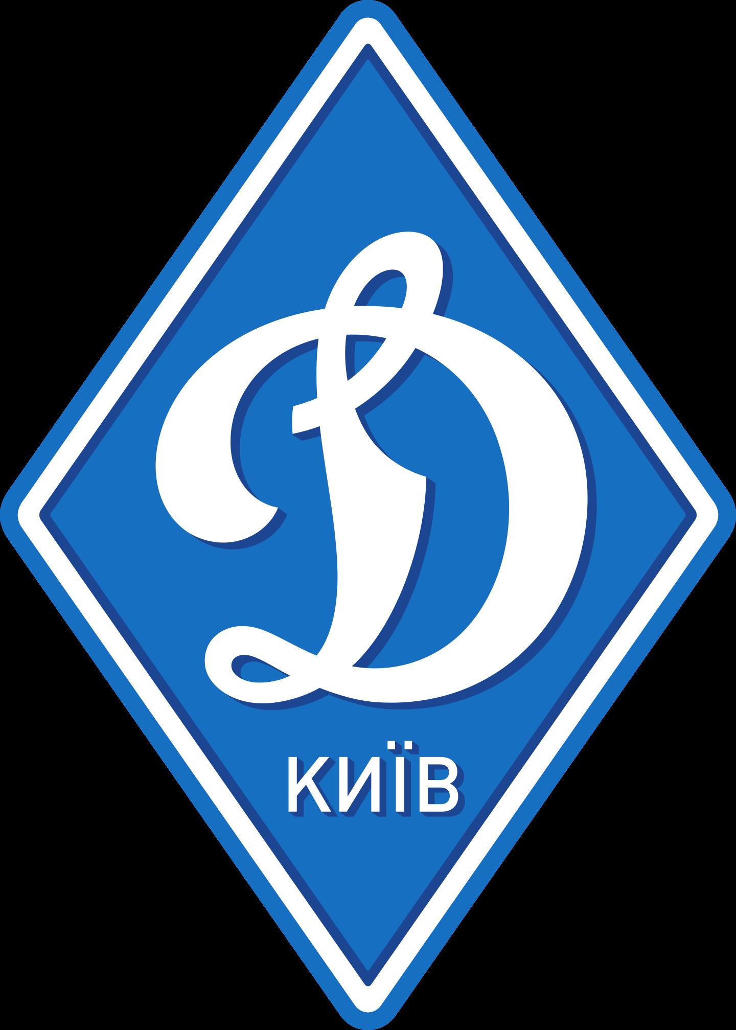fc dynamo kyiv logo 2 - FC Dinamo de Kiev Logo