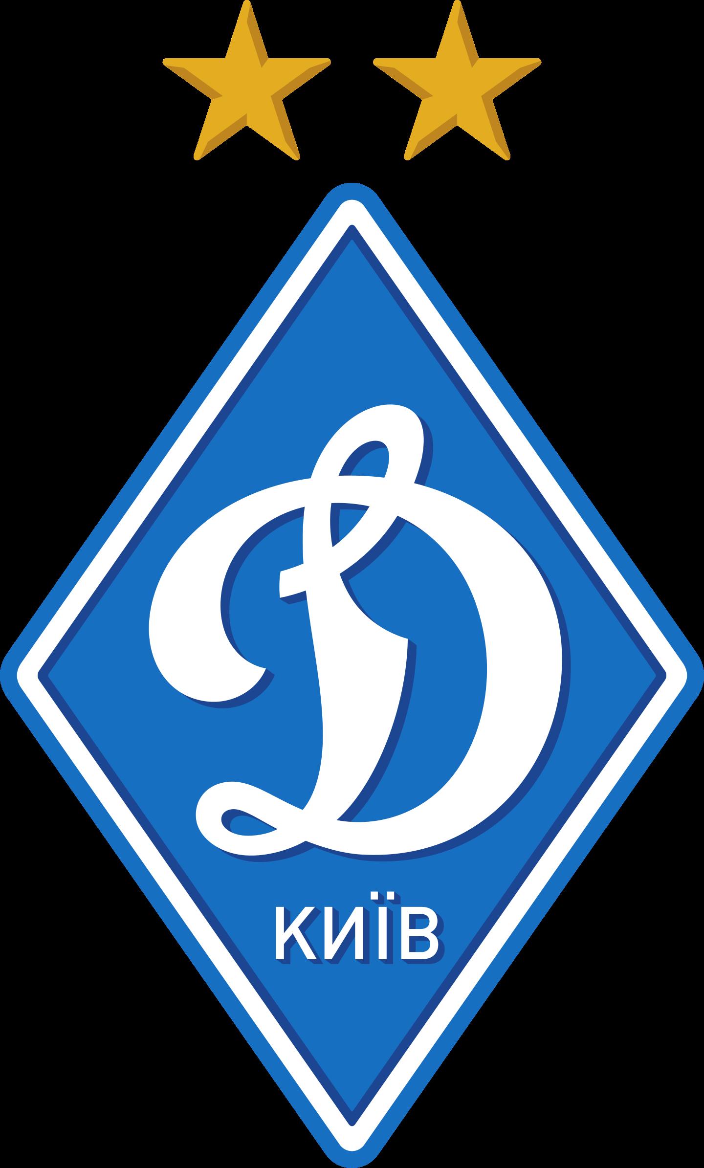 fc dynamo kyiv logo 3 - FC Dinamo de Kiev Logo
