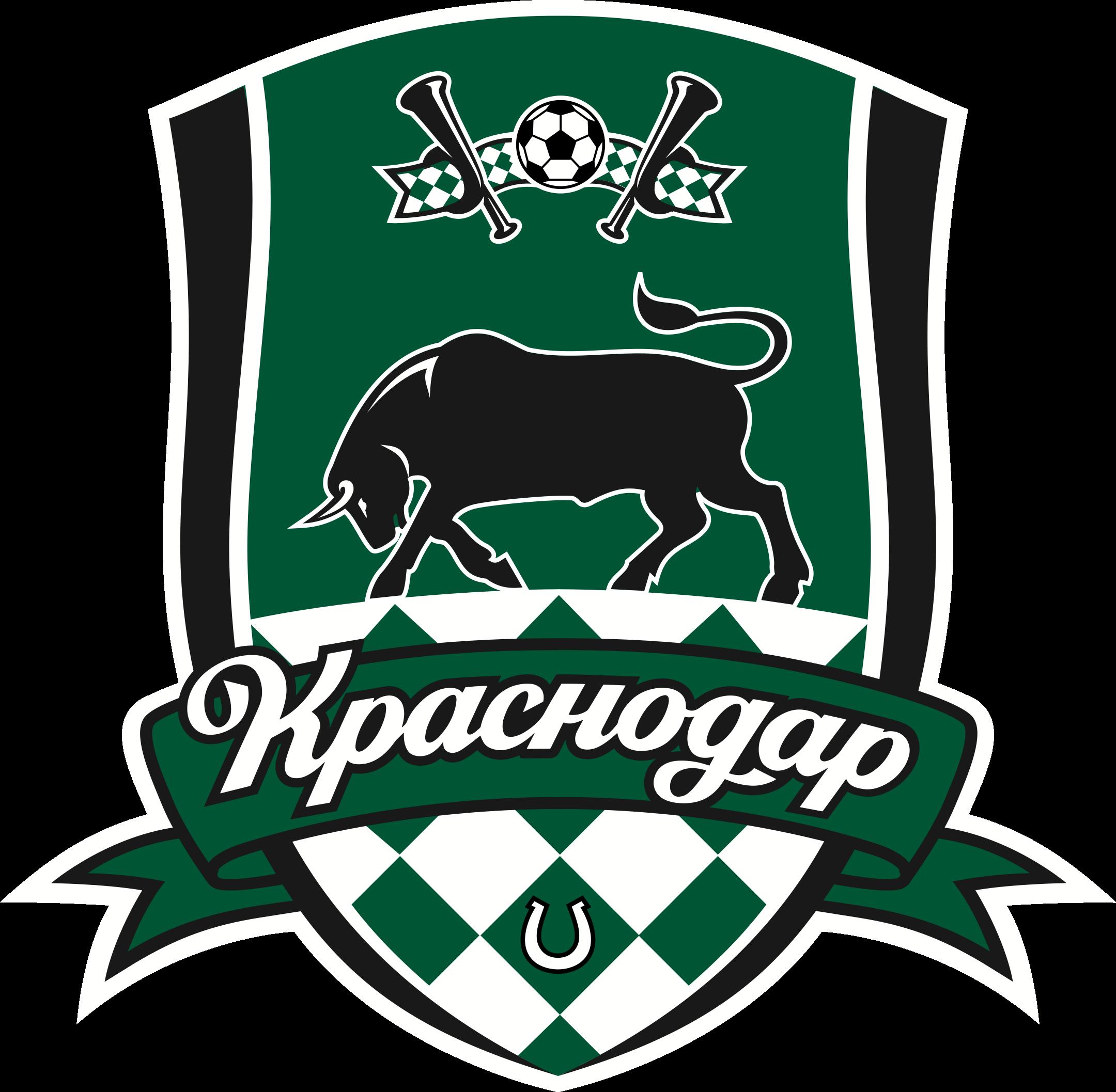 fc krasnodar logo 1 - FC Krasnodar Logo