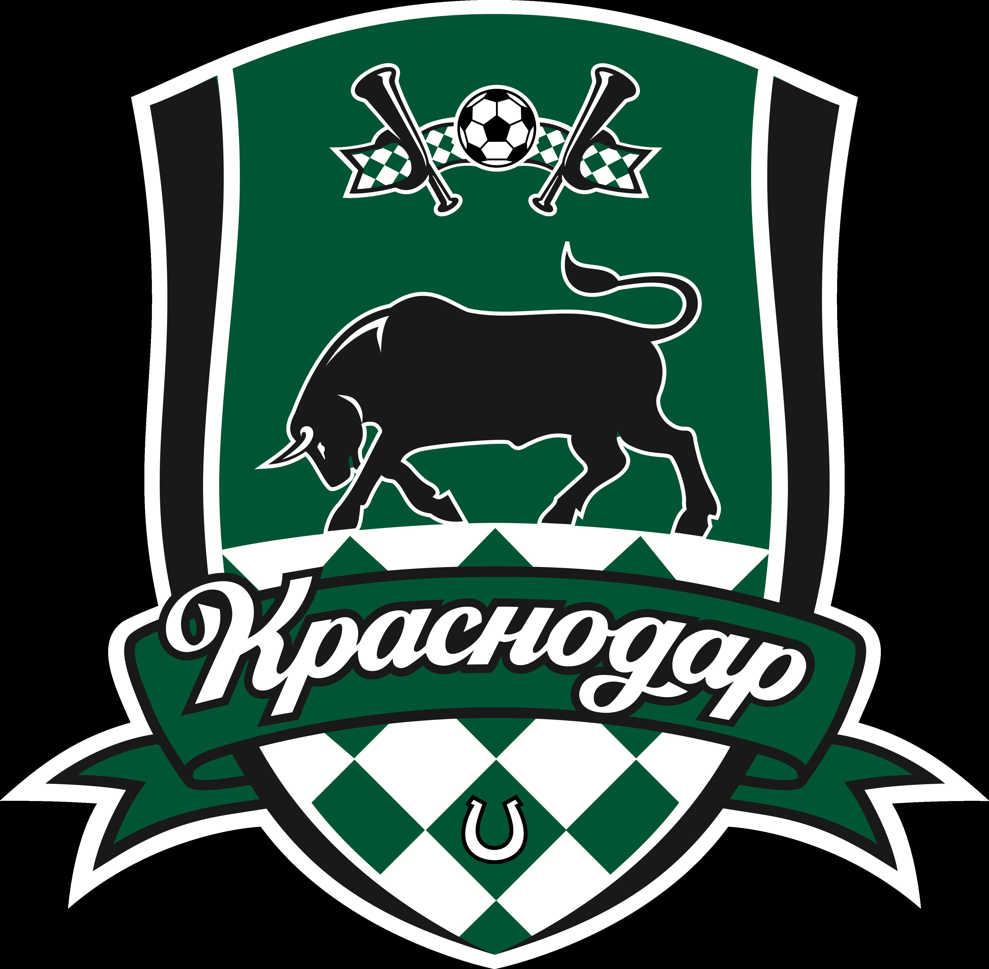 fc krasnodar logo - FC Krasnodar Logo