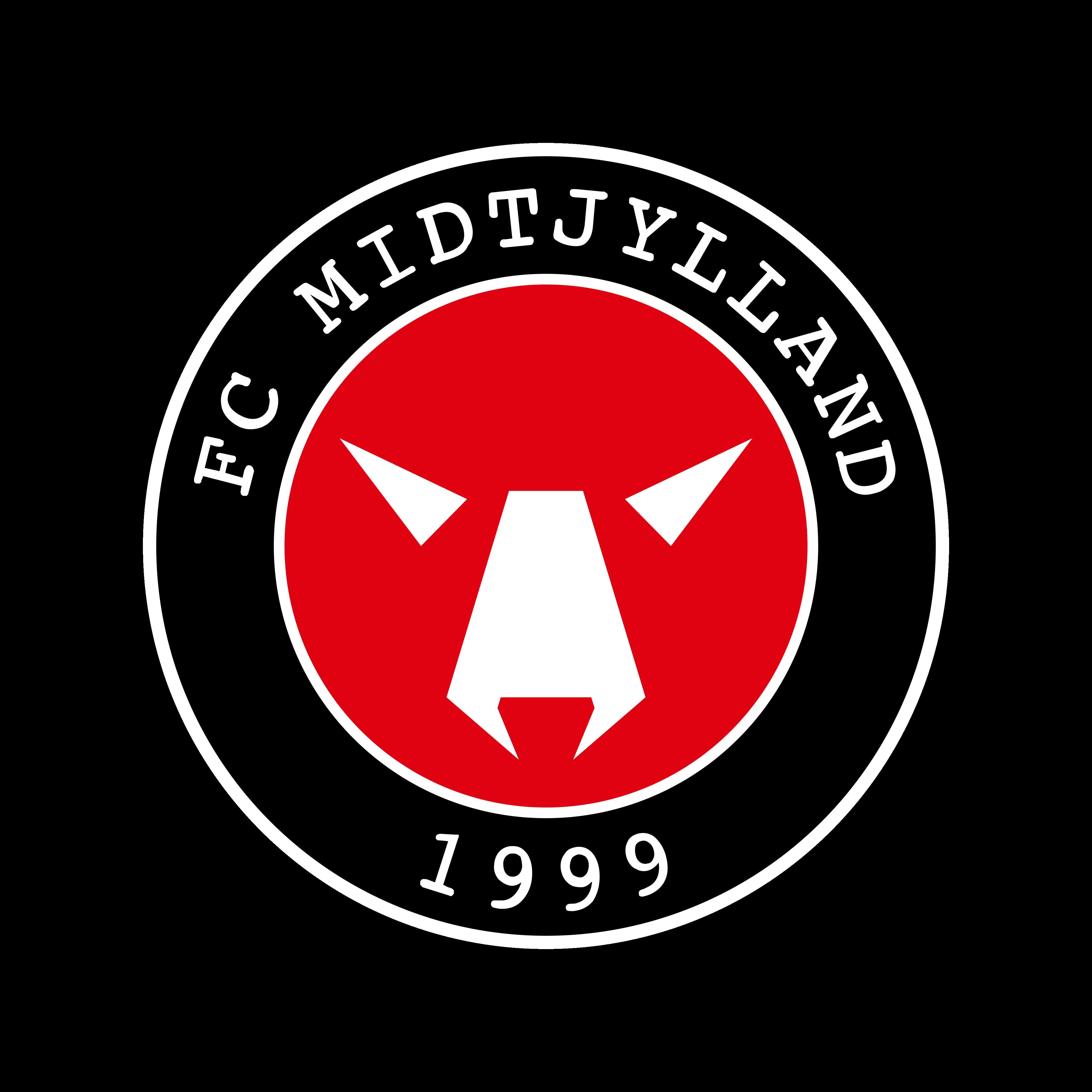 fc midtjylland logo 0 - FC Midtjylland Logo