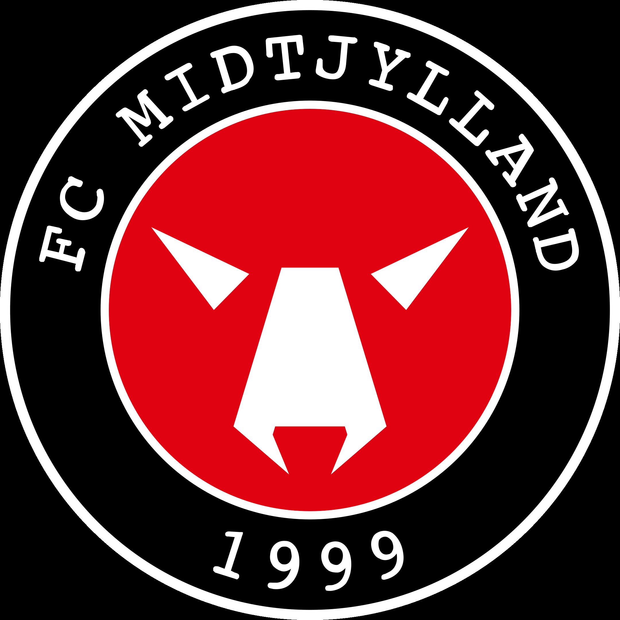 fc midtjylland logo 1 - FC Midtjylland Logo