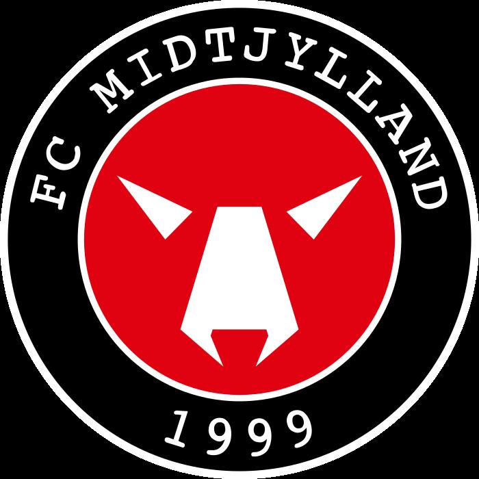 fc midtjylland logo 3 - FC Midtjylland Logo