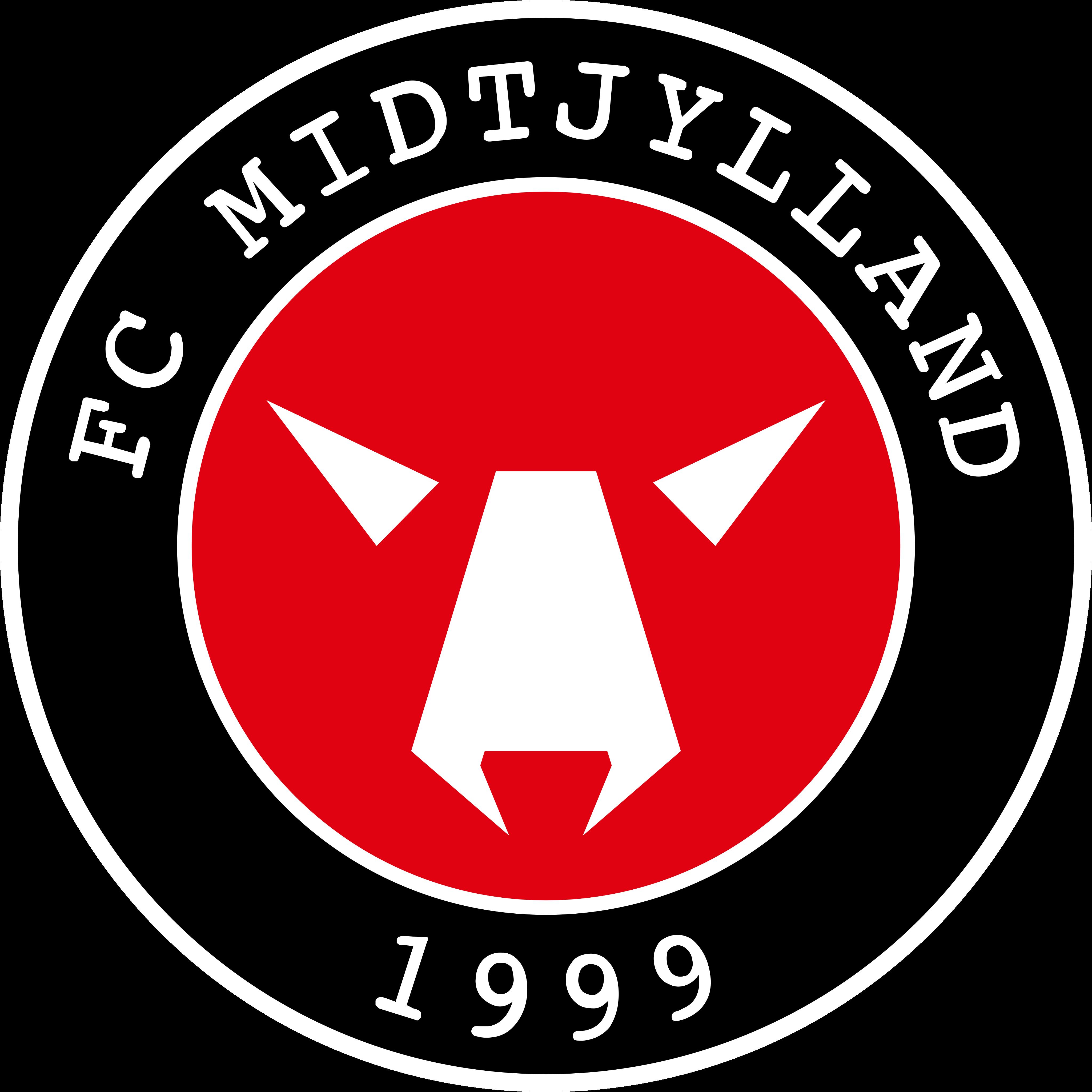 FC Midtjylland Logo.