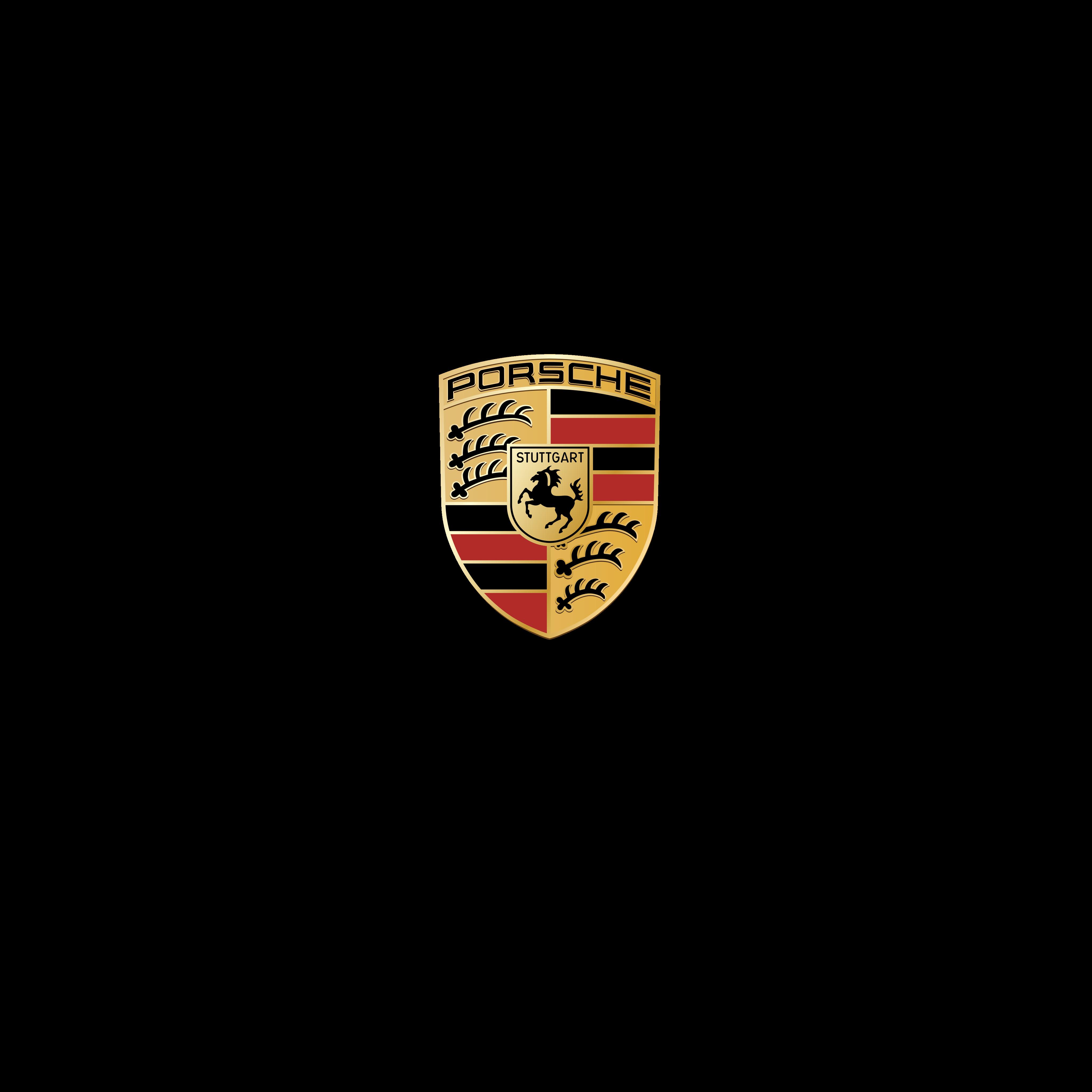 porsche logo 0 - Porsche Logo