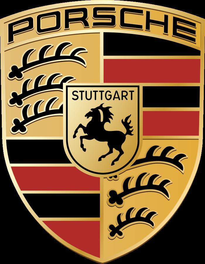 porsche logo 7 - Porsche Logo