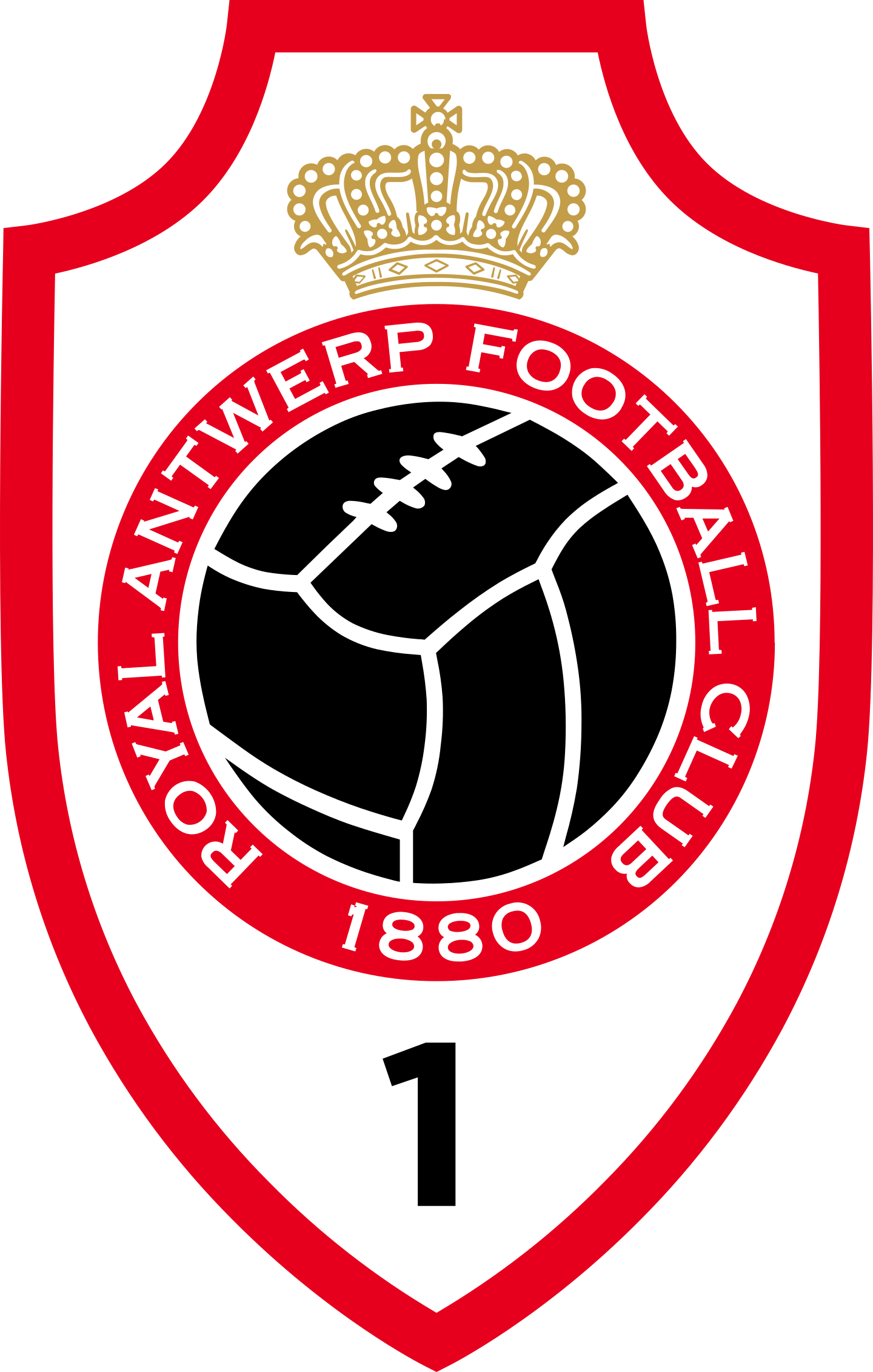 royal antwerp fc 2 - Royal Antwerp FC Logo