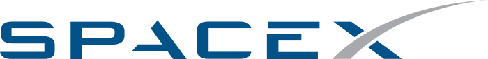 spacex logo 4 - SpaceX Logo