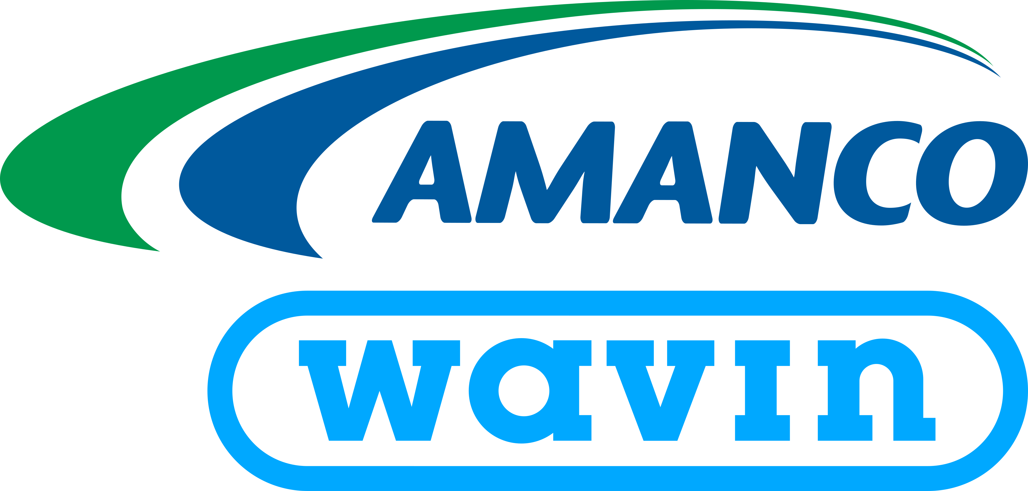 Amanco Wavin Logo.