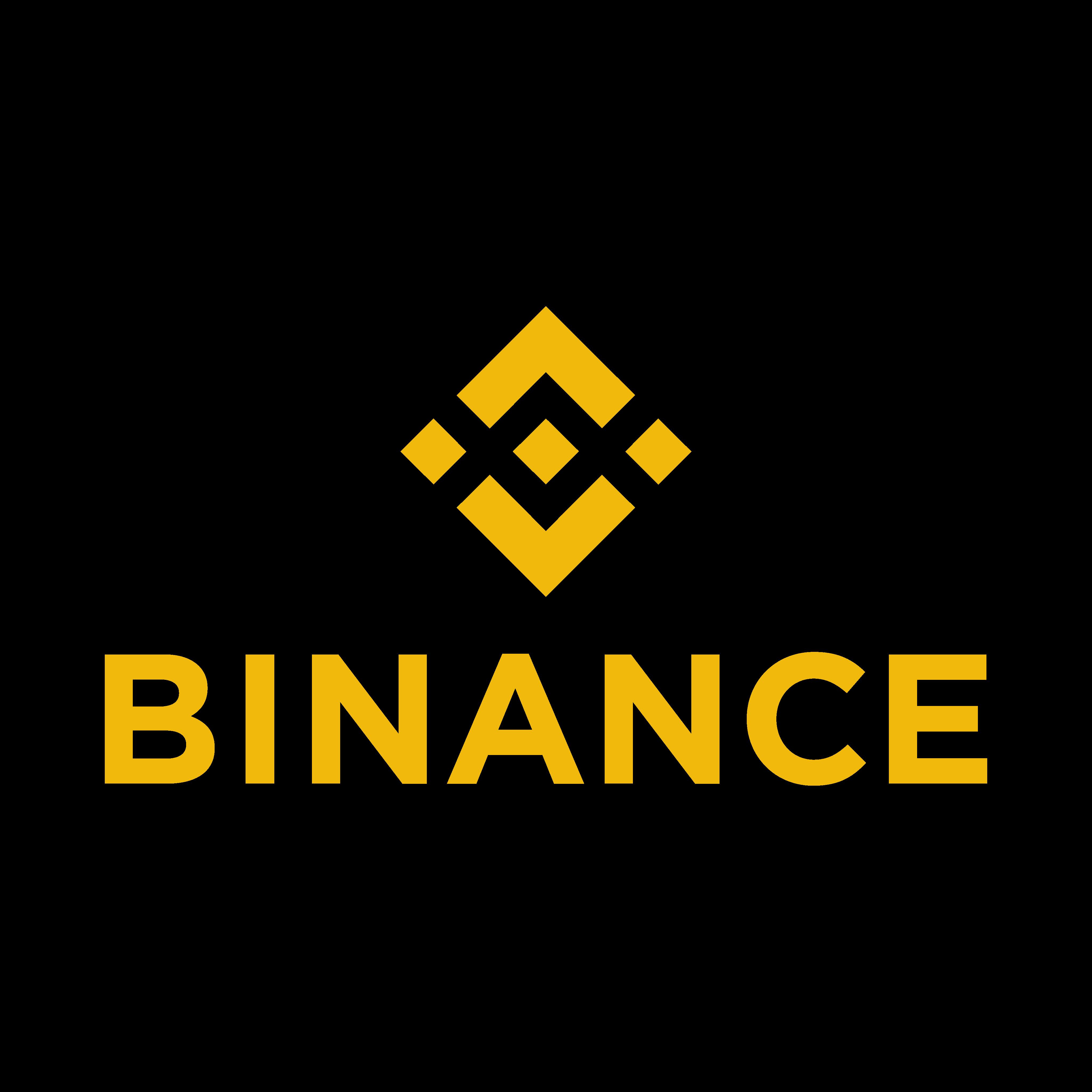 binance logo 0 - Binance Logo