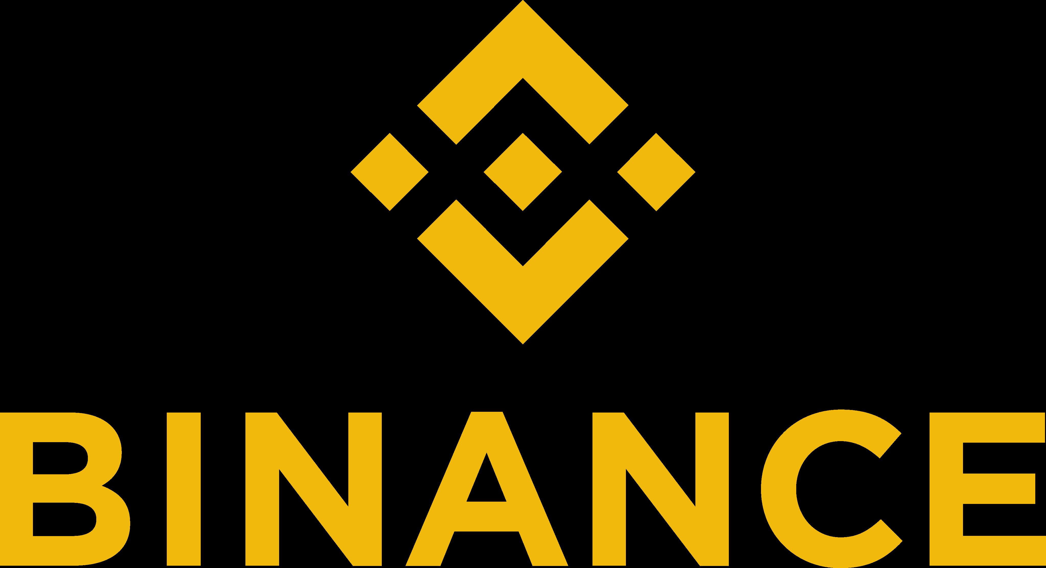 binance logo 1 - Binance Logo