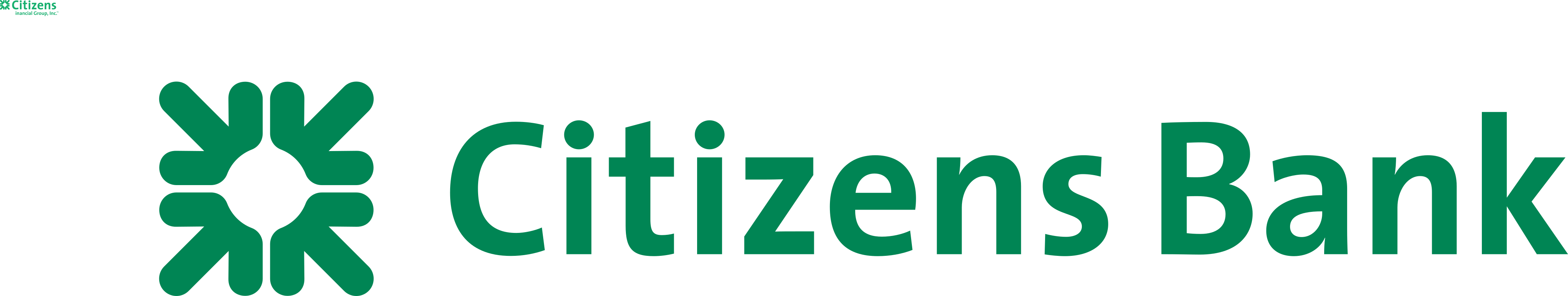Citizens Bank Logo.