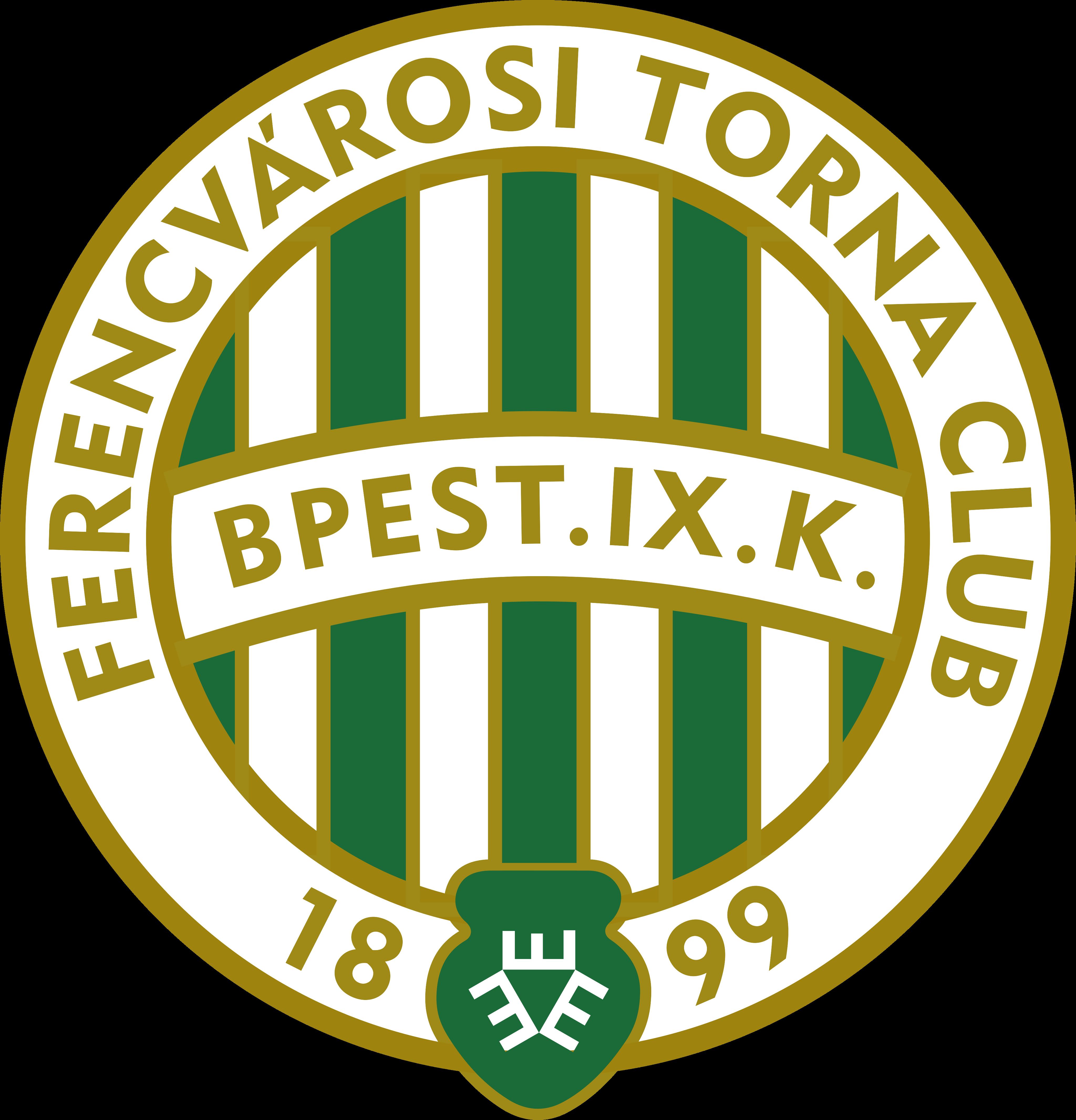 ferencvarosi torna club logo 1 - Ferencvárosi Torna Club Logo