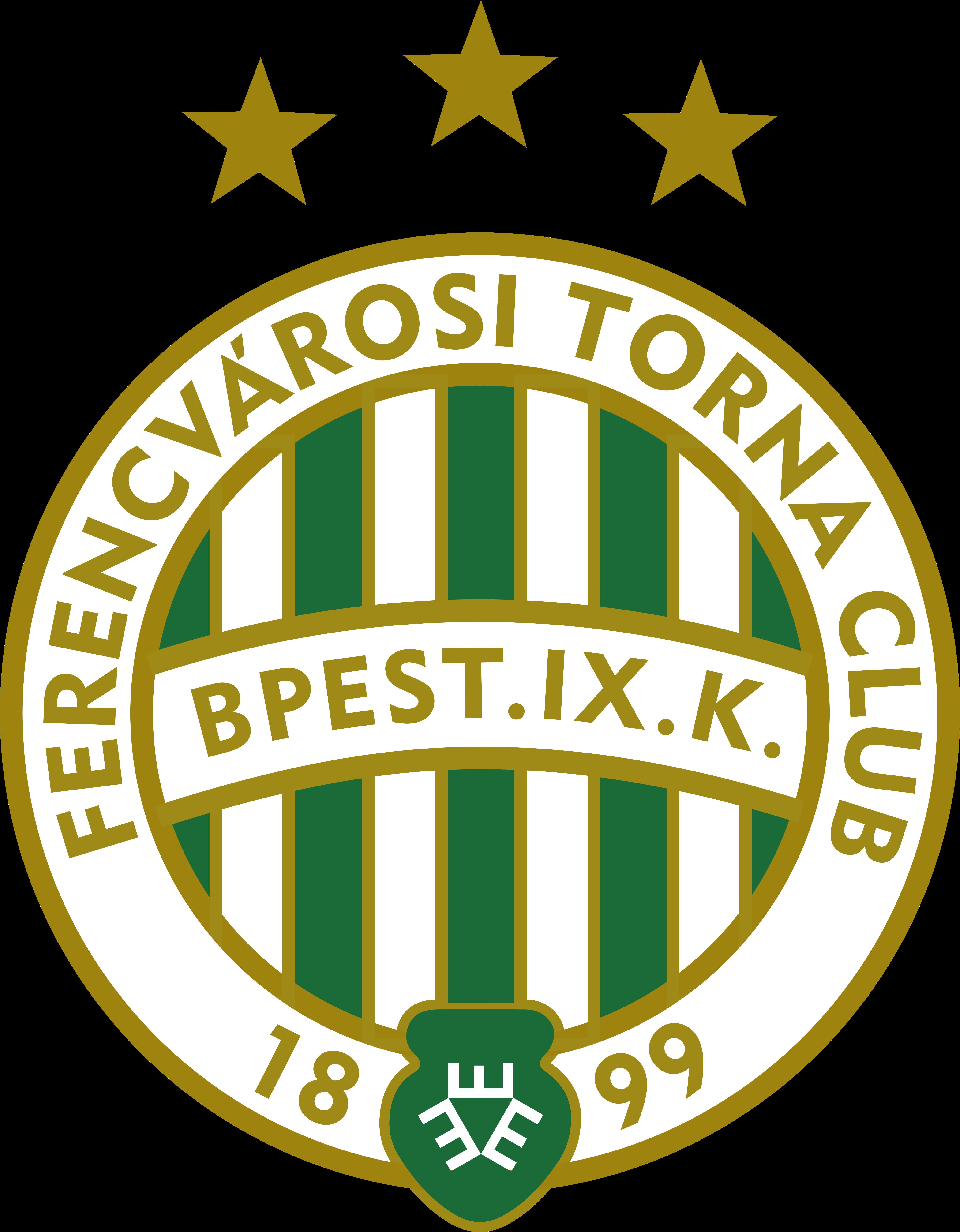 Ferencvárosi Torna Club Logo.