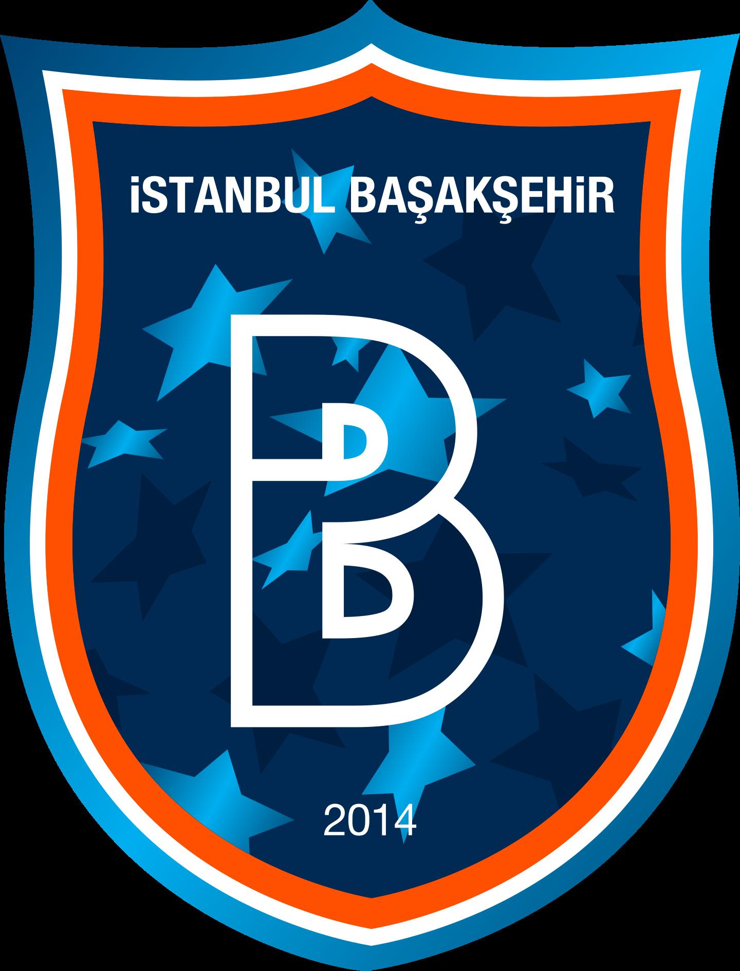 istanbul basaksehir logo 2 - Istanbul Basaksehir FC Logo