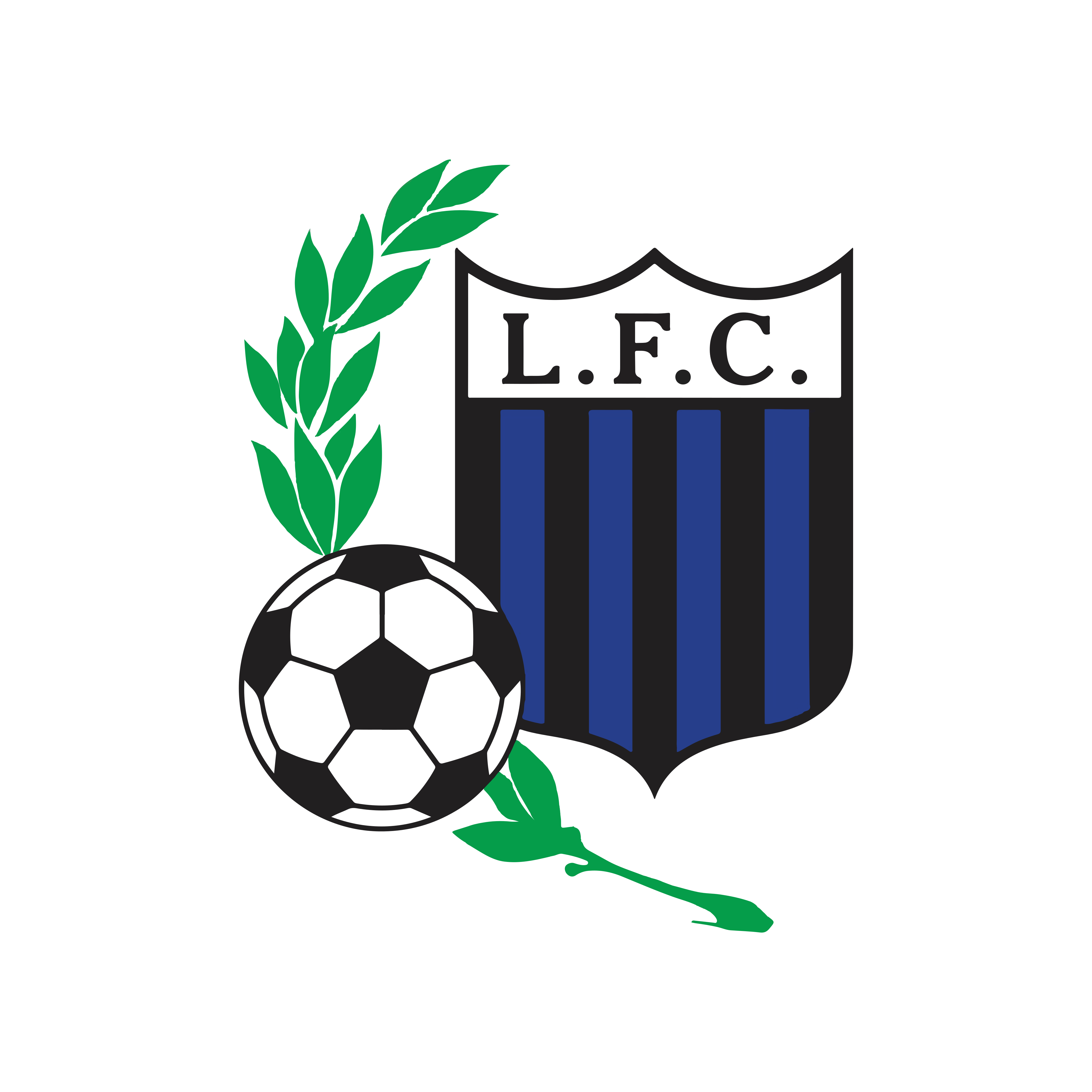 liverpool fc uruguai logo 0 - Liverpool FC (Uruguay) - Logo